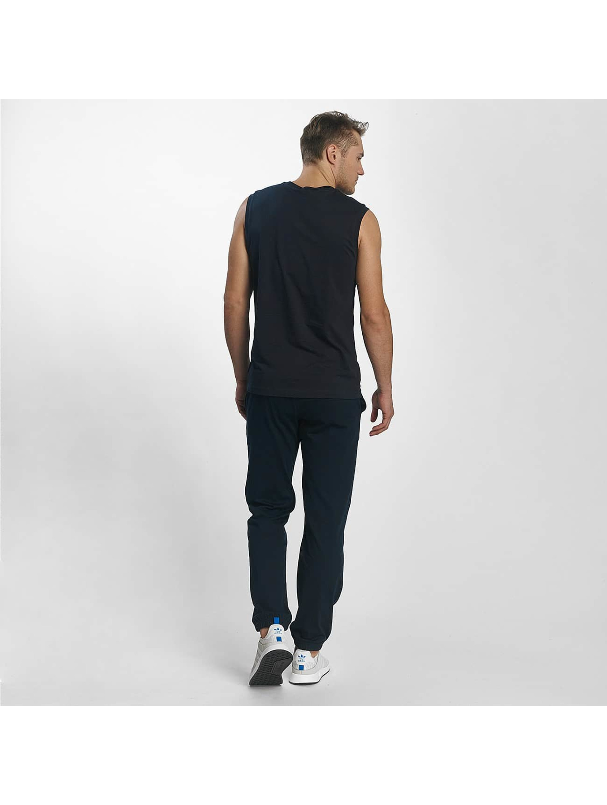 Champion Athletics Joggebukser Elastic Cuff blå