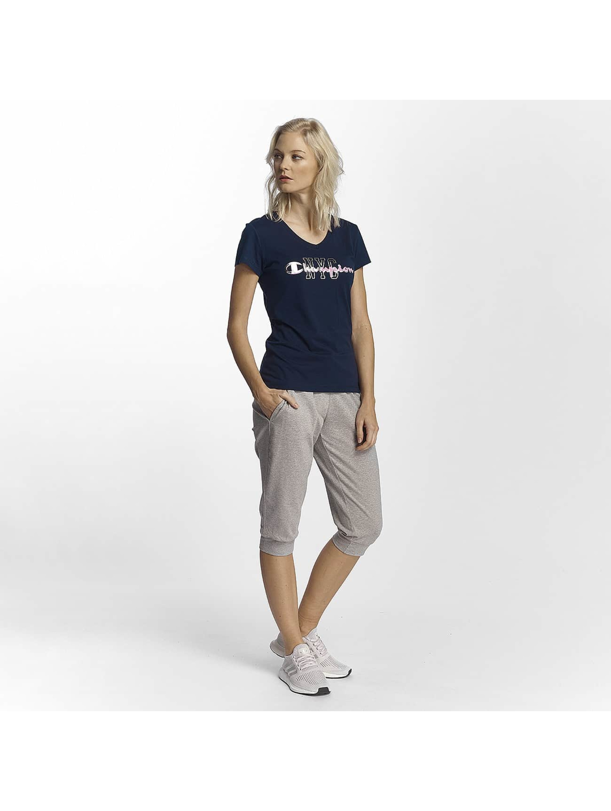 Champion Athletics joggingbroek native grijs