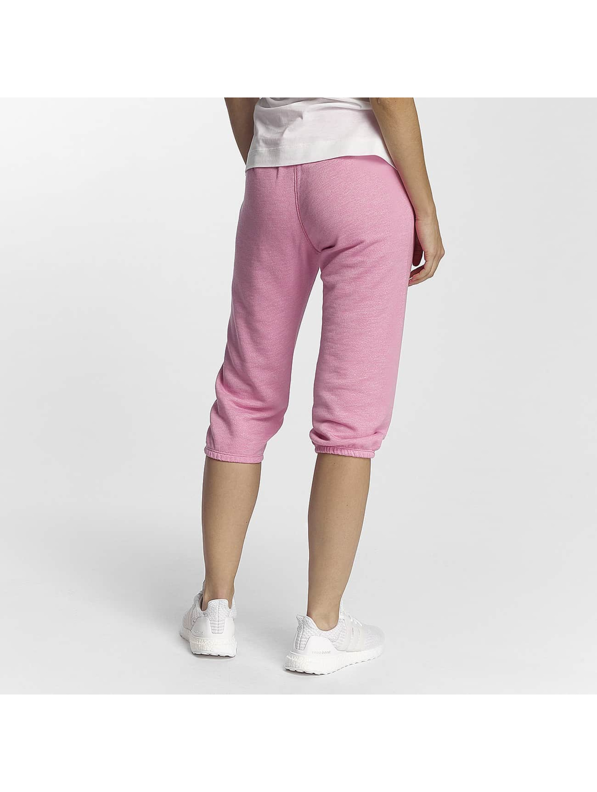 Champion Athletics Joggingbyxor Elastic Cuff rosa