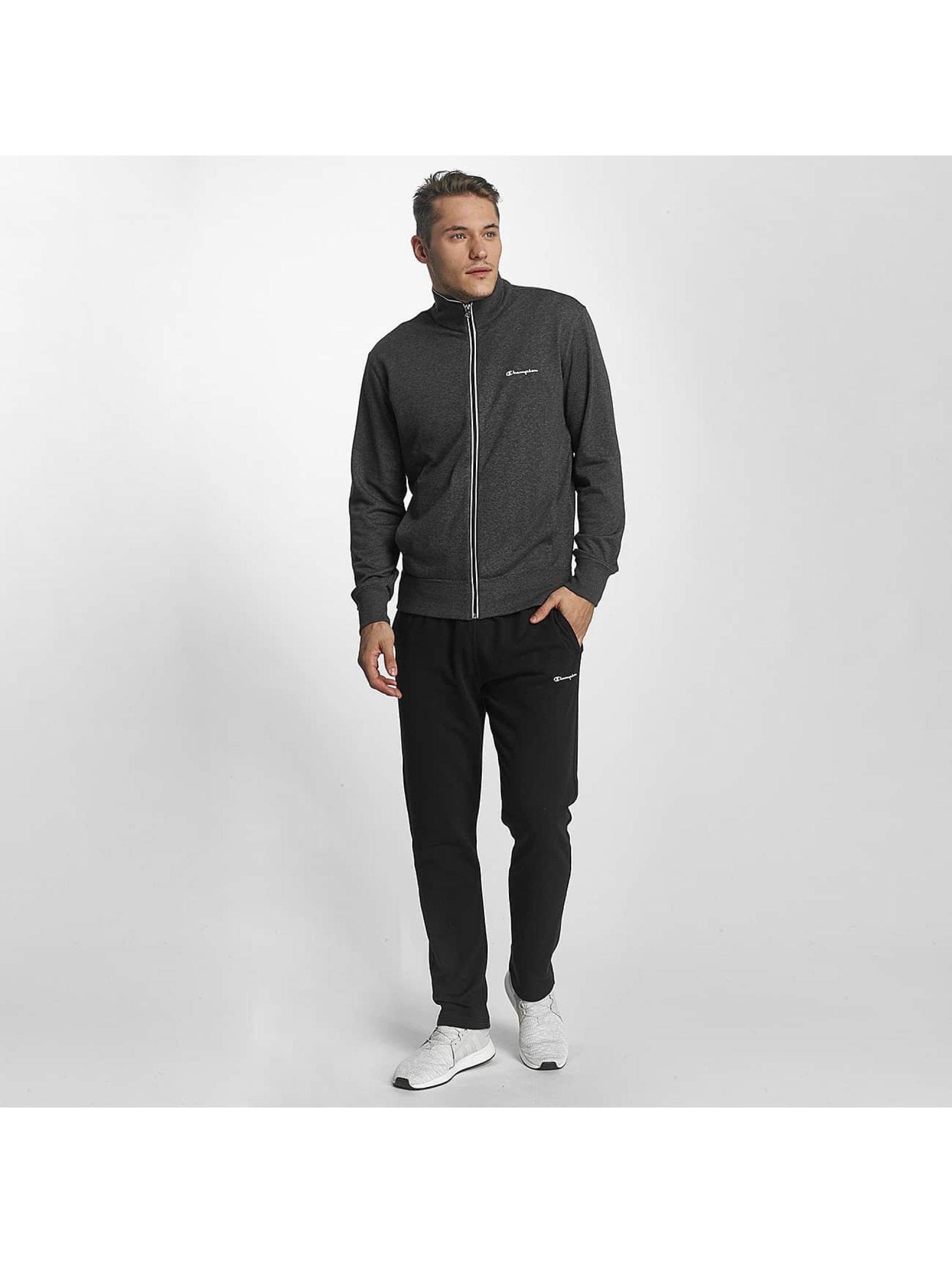 Champion Athletics Mjukiskläder Full Zip grå