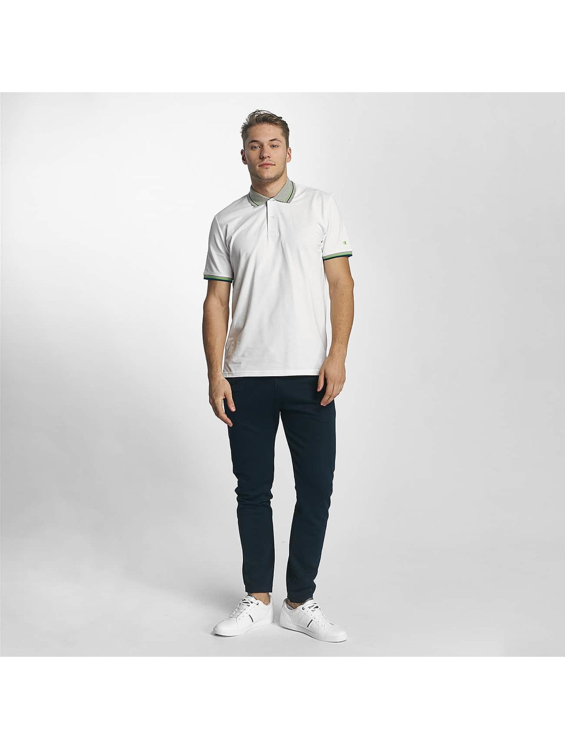Champion Athletics Polo Basic blanc
