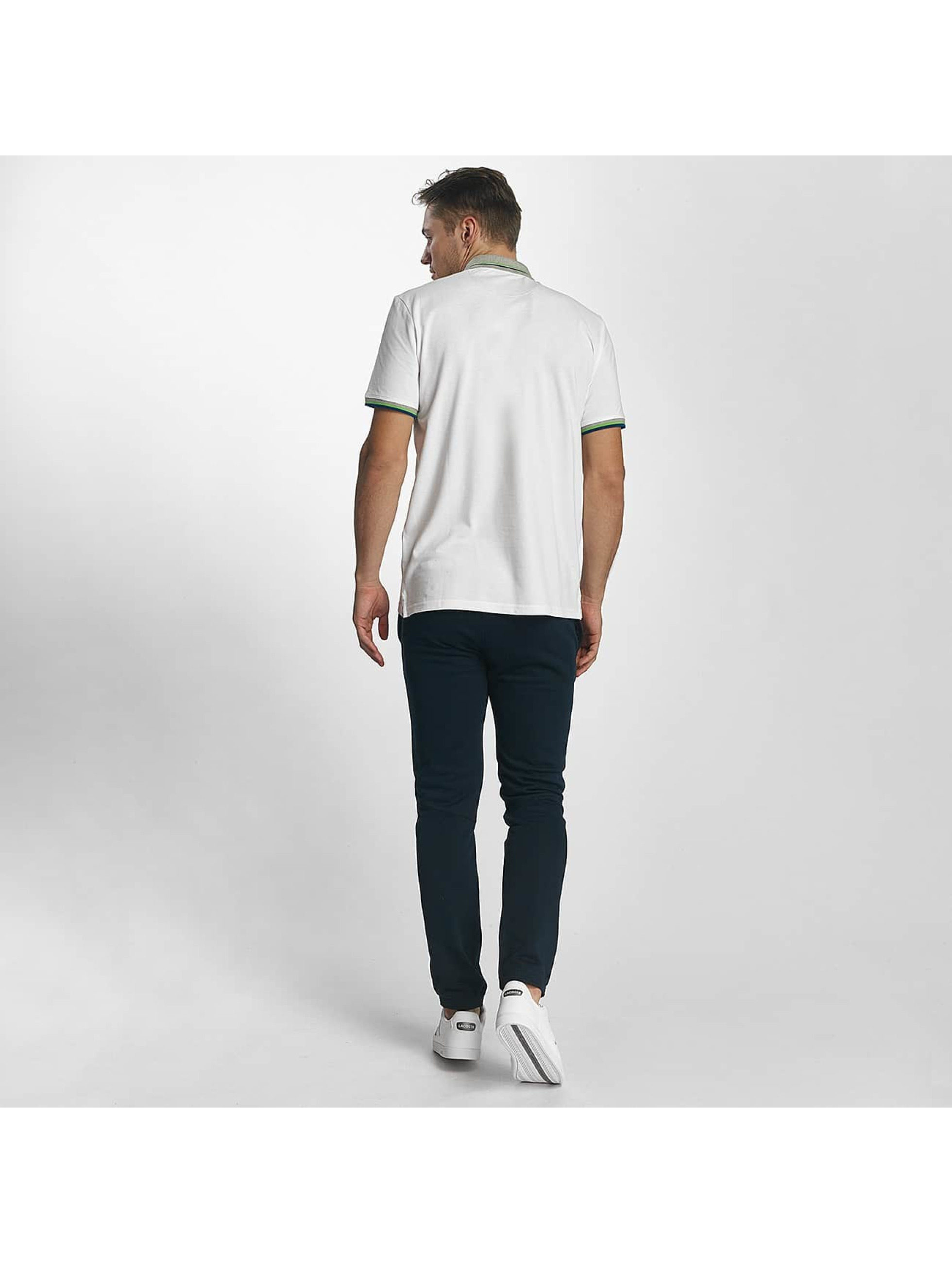 Champion Athletics Polo Basic blanc