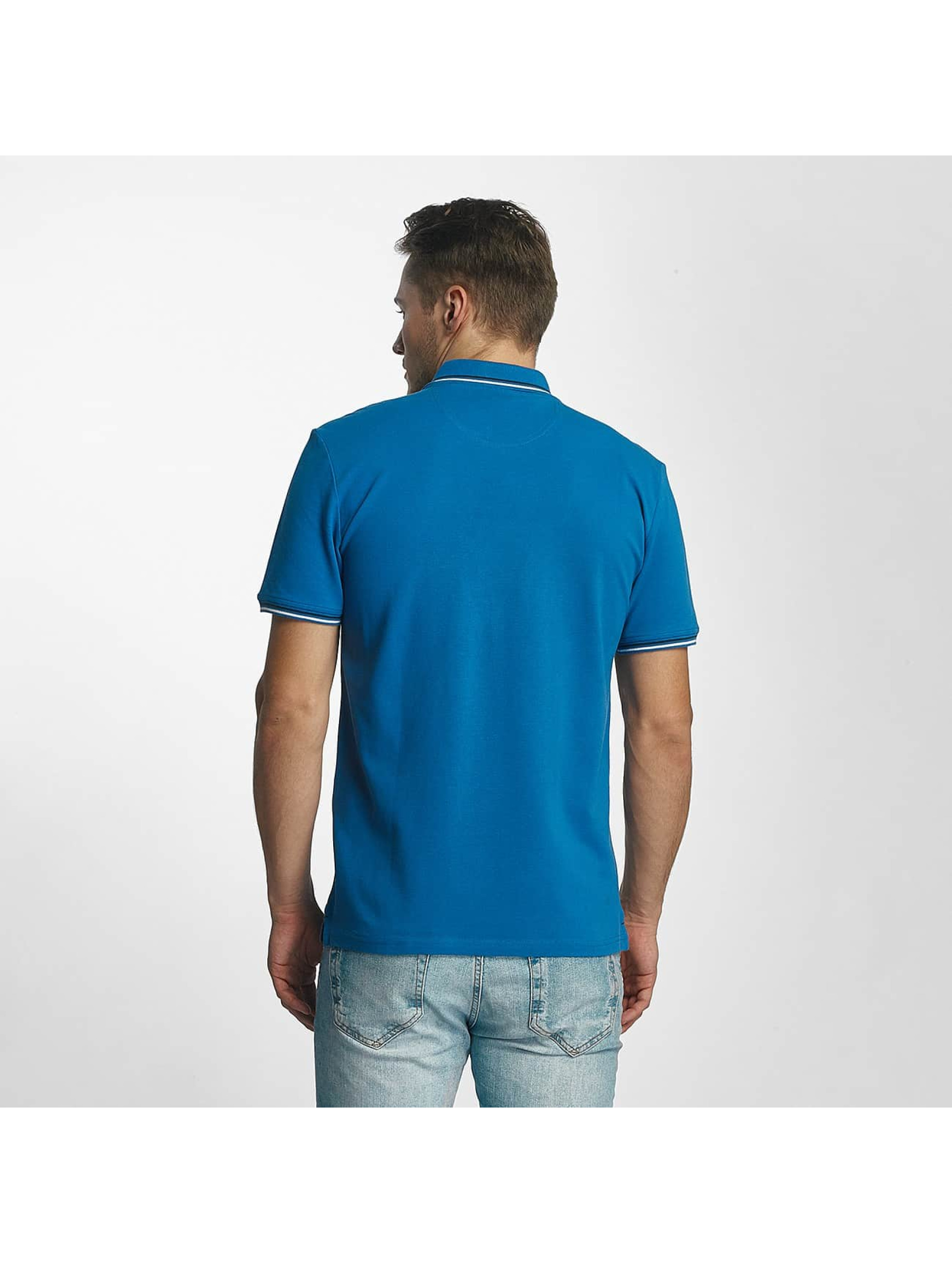 Champion Athletics Poloshirt Metropolitan blau