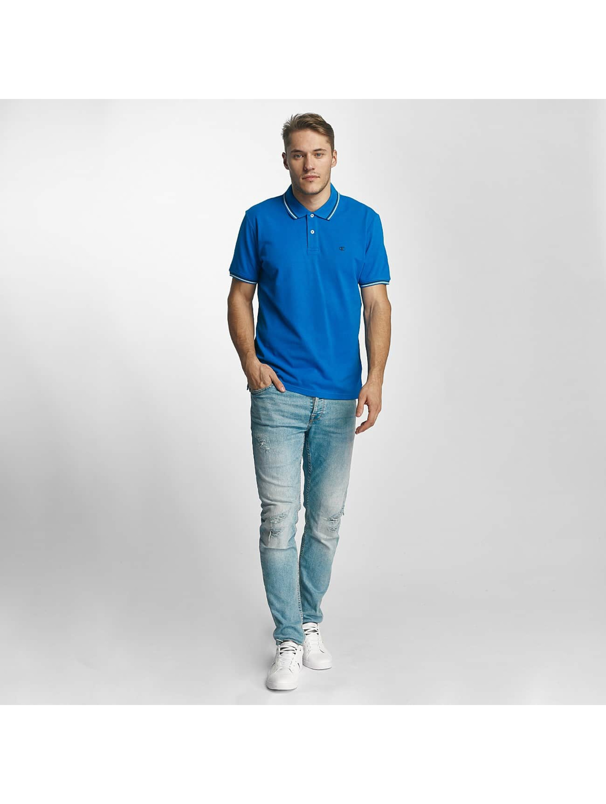 Champion Athletics poloshirt Metropolitan blauw