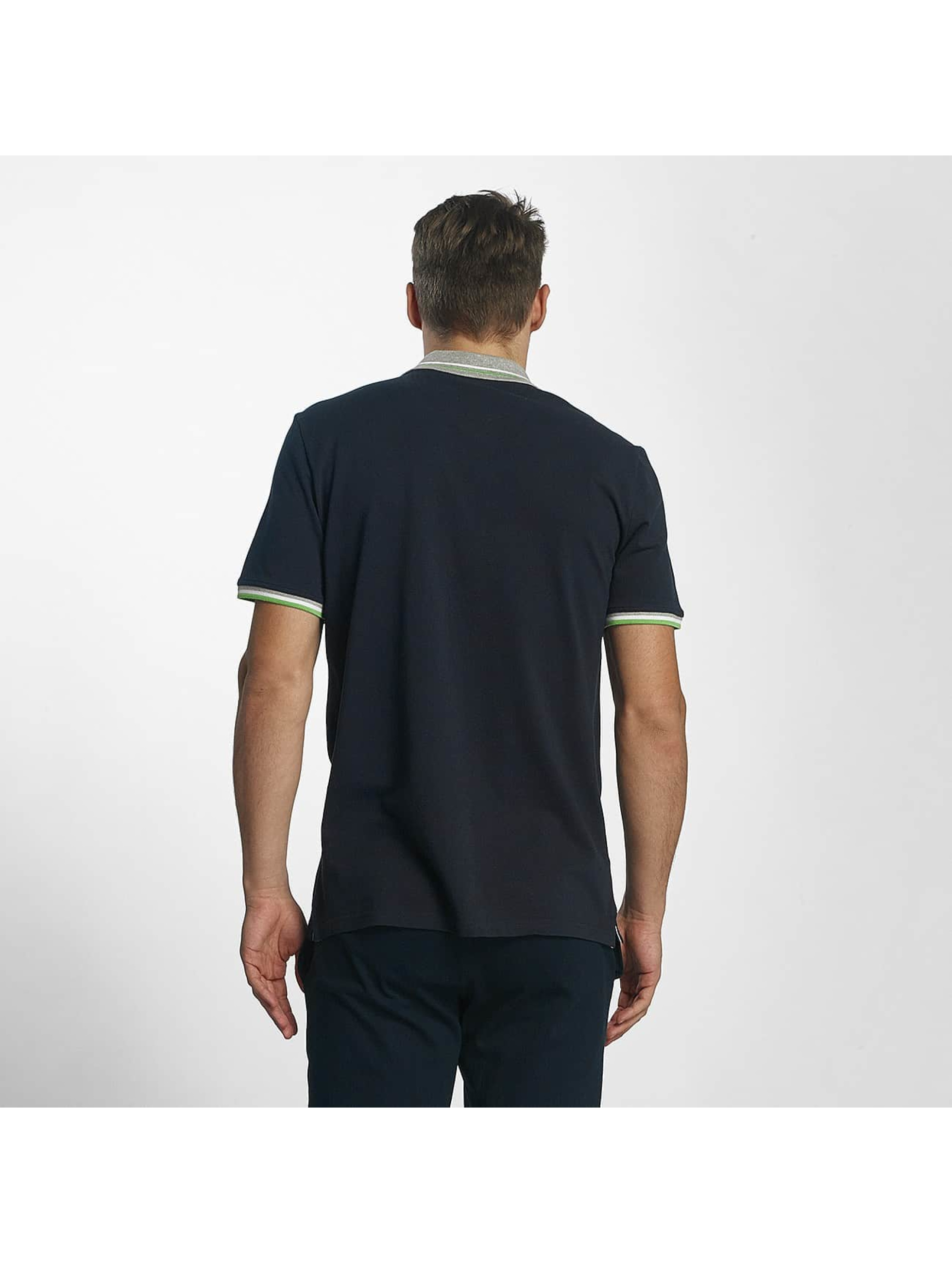 Champion Athletics Poloshirt Basic blue