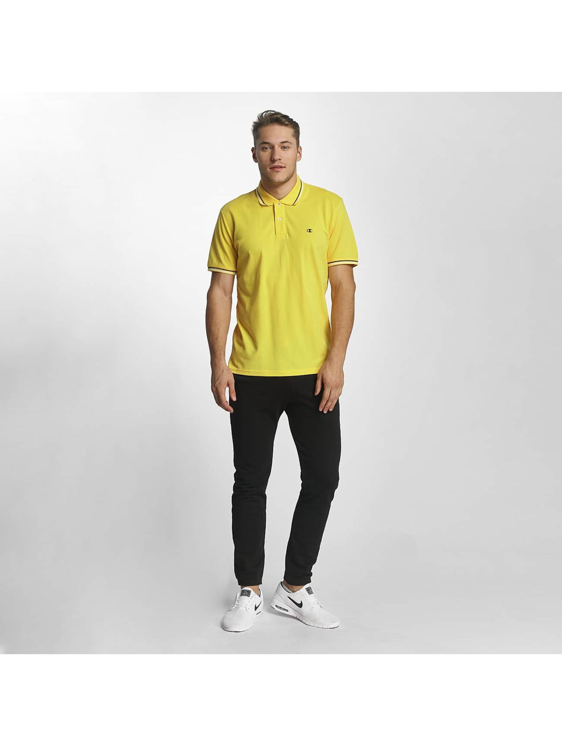 Champion Athletics Poloshirt Metropolitan gelb