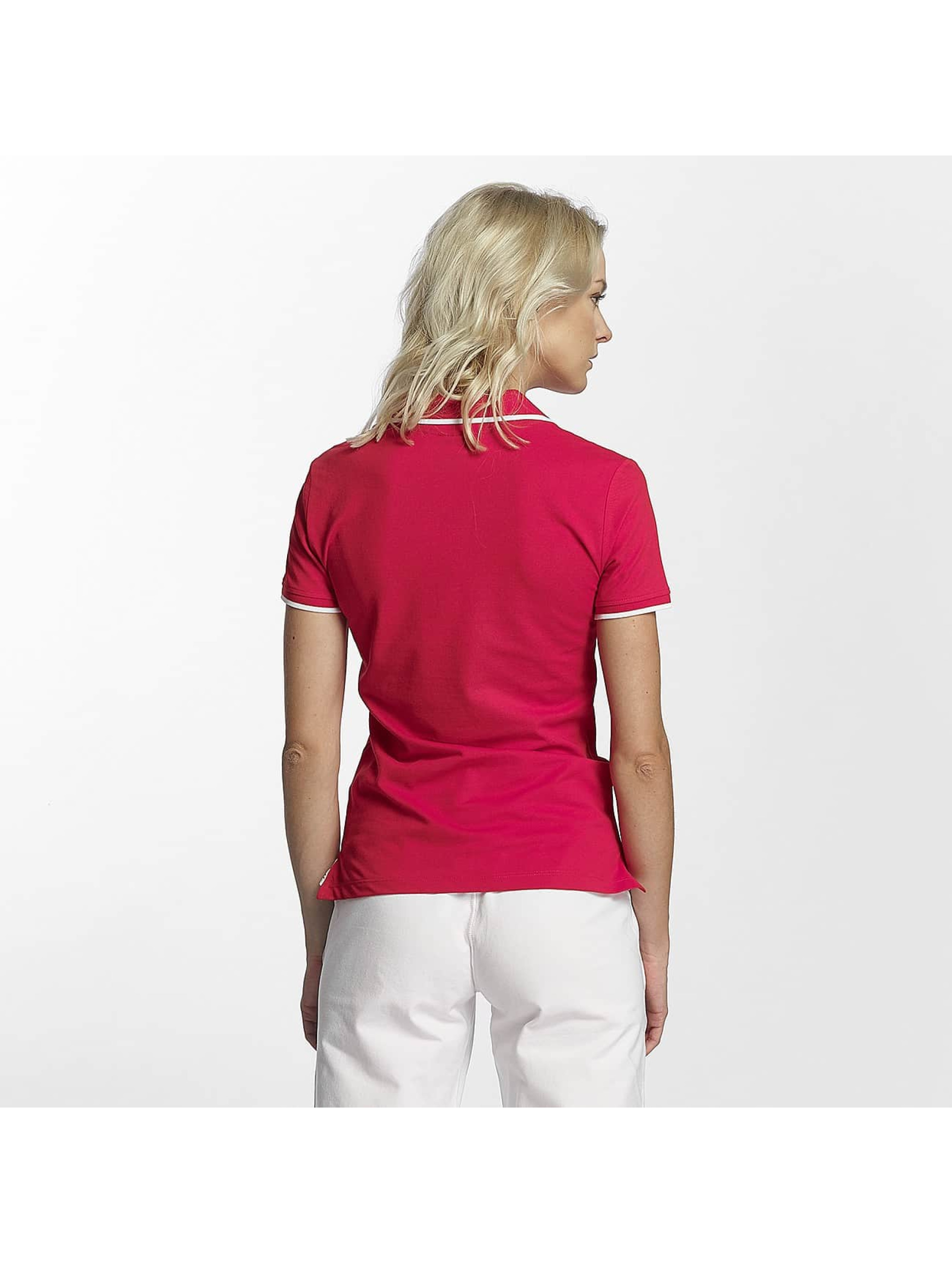 Champion Athletics poloshirt Monaco rood