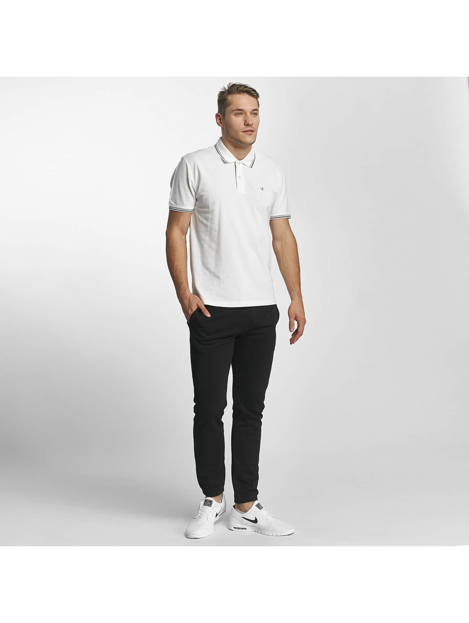 Champion Athletics Poloshirt Metropolitan weiß