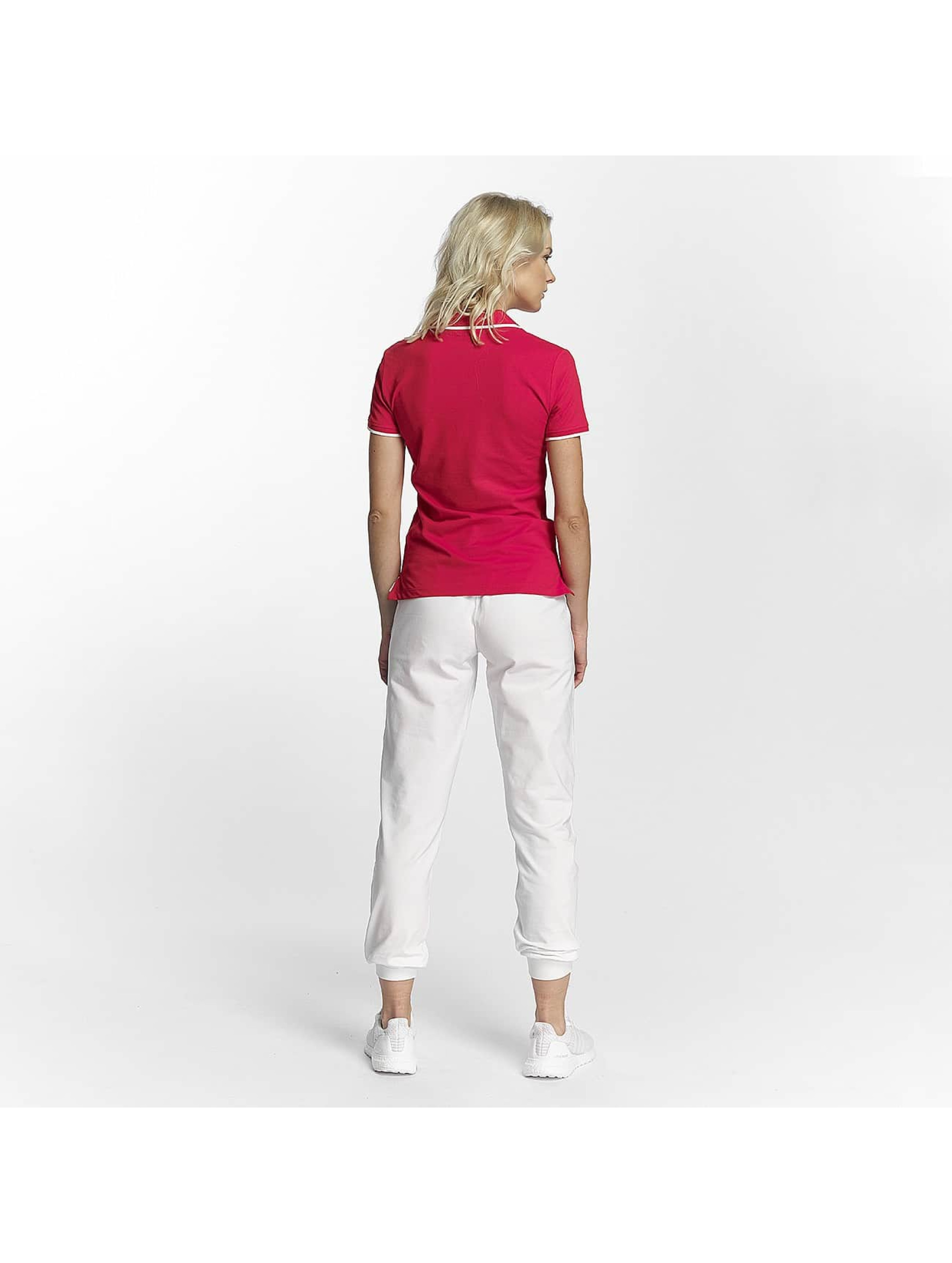 Champion Athletics Poloshirts Monaco rød