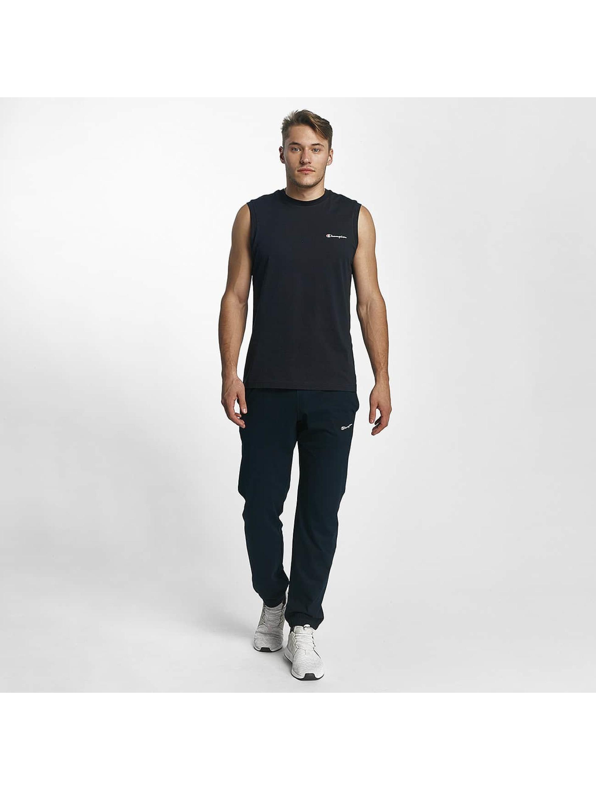 Champion Athletics T-paidat Sleeveless sininen