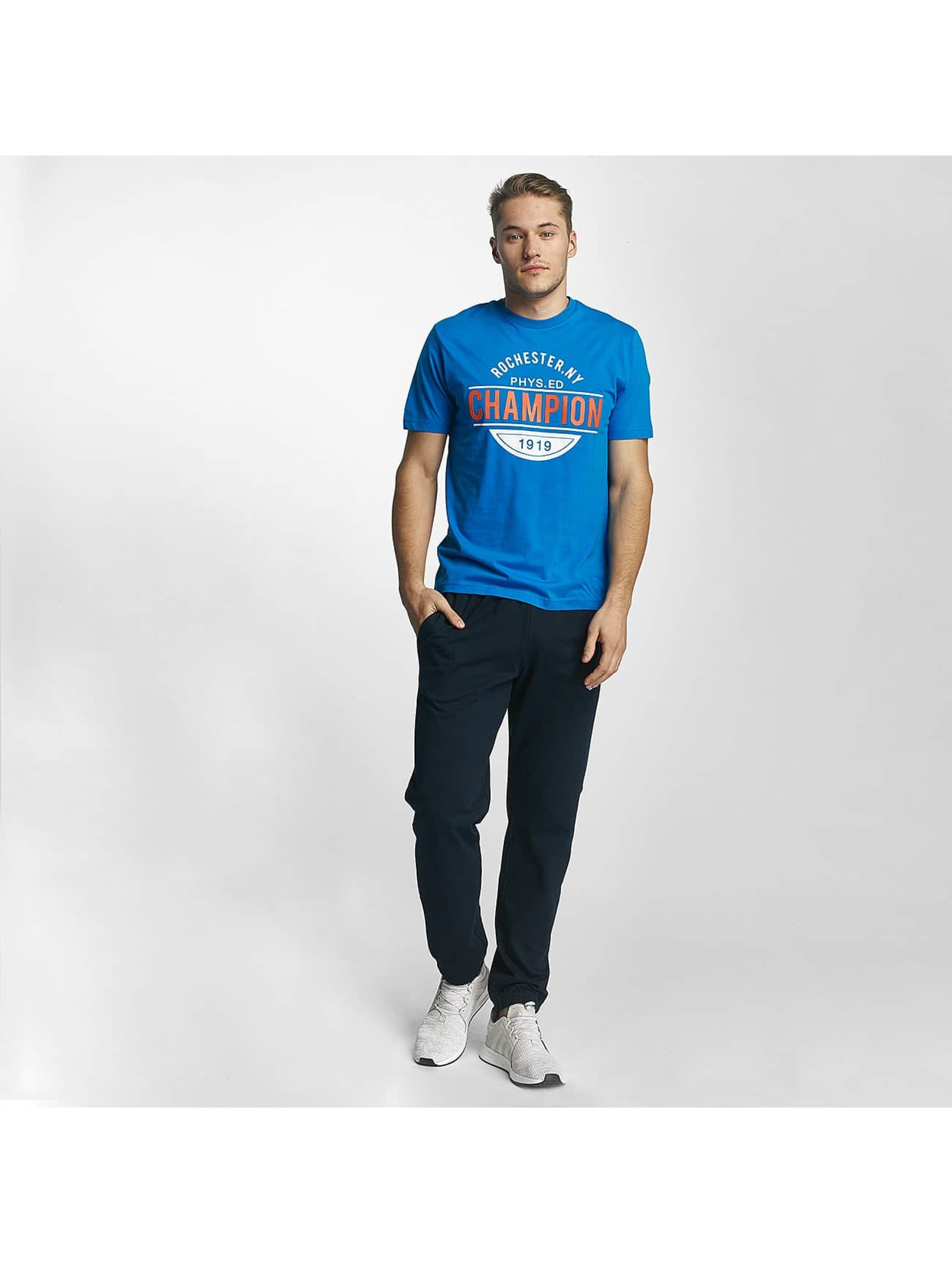 Champion Athletics T-Shirt Rochester New York blue