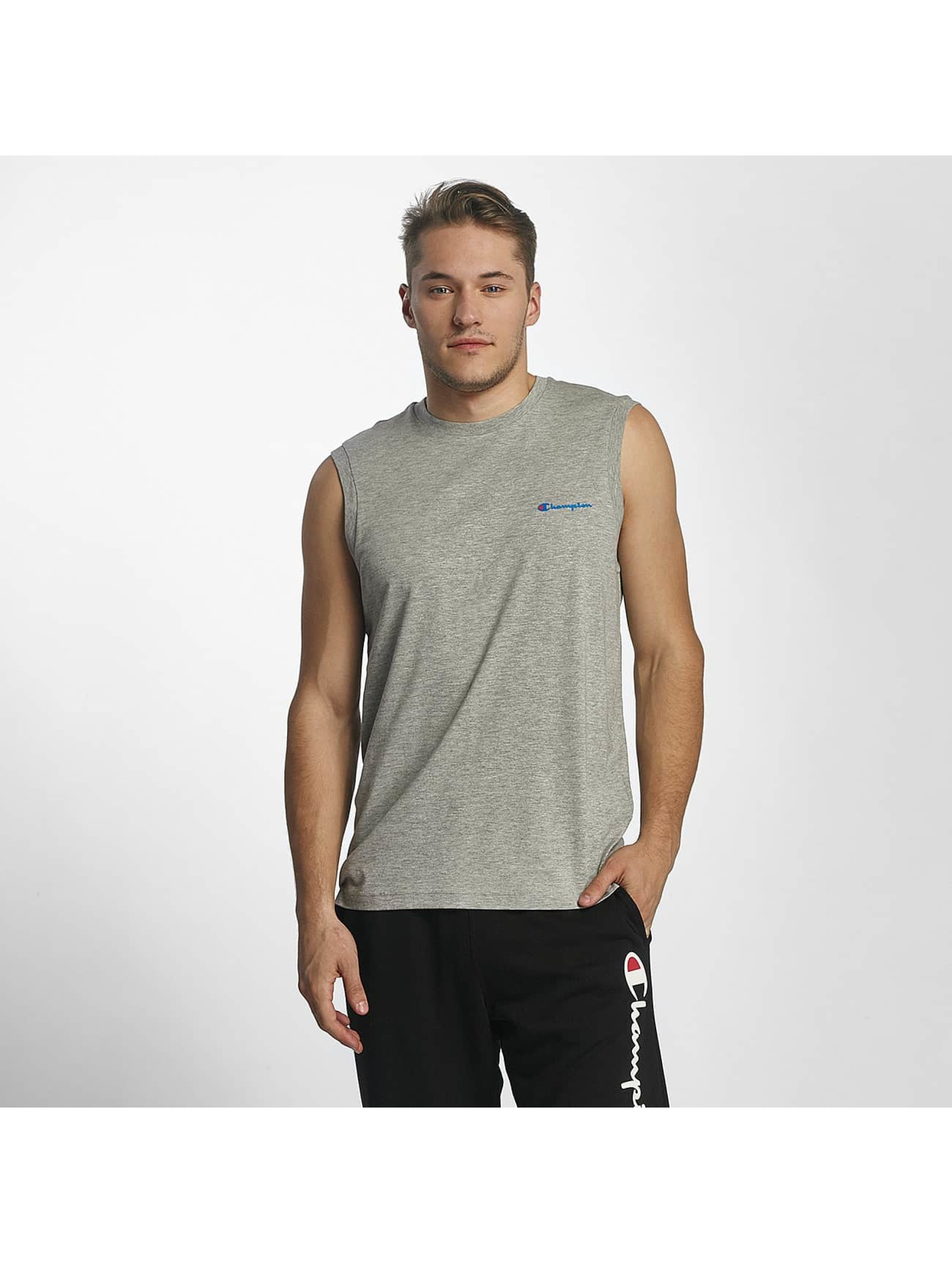 Champion Athletics T-Shirt Sleeveless grau