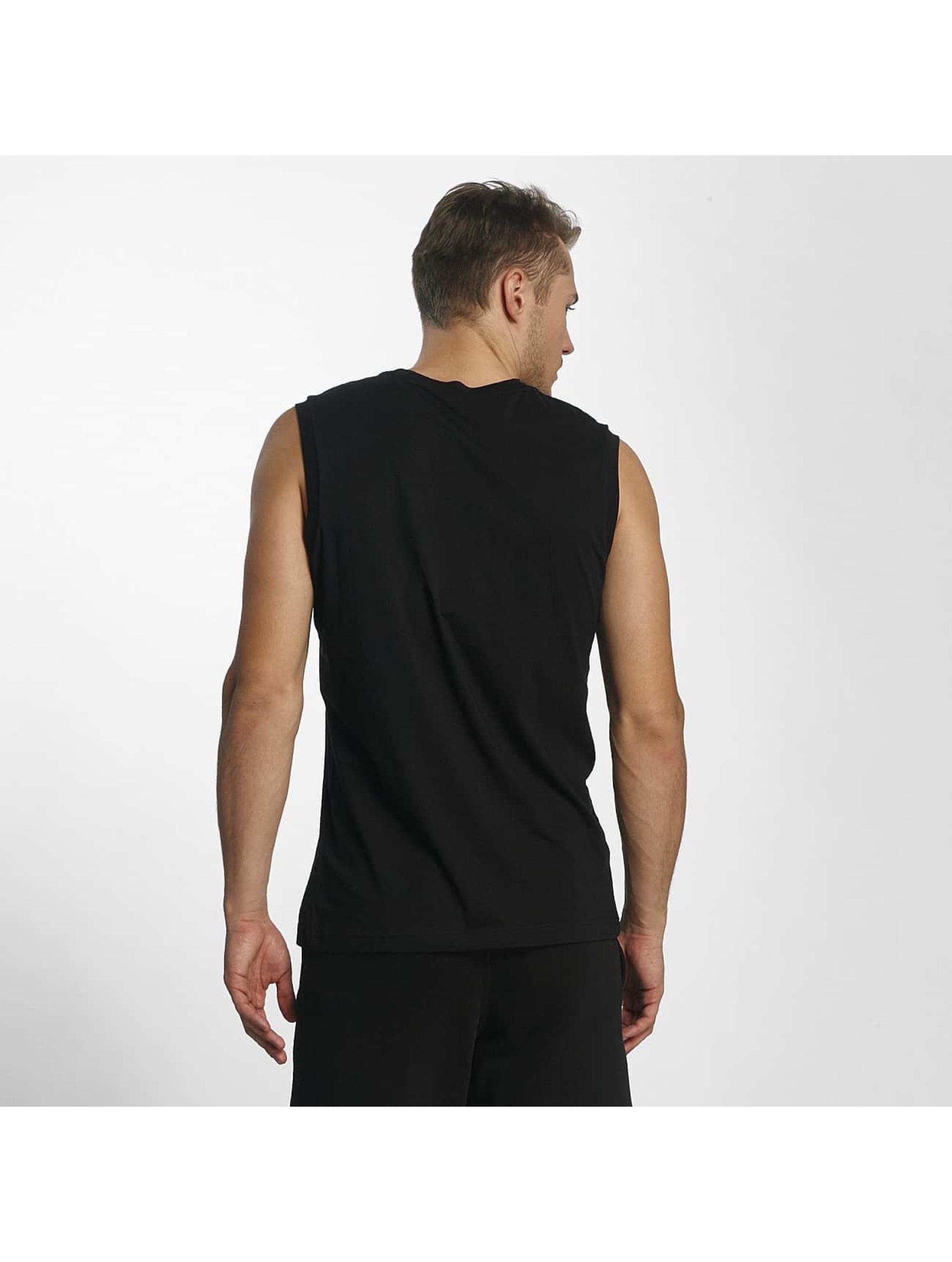 Champion Athletics T-Shirt Sleeveless noir
