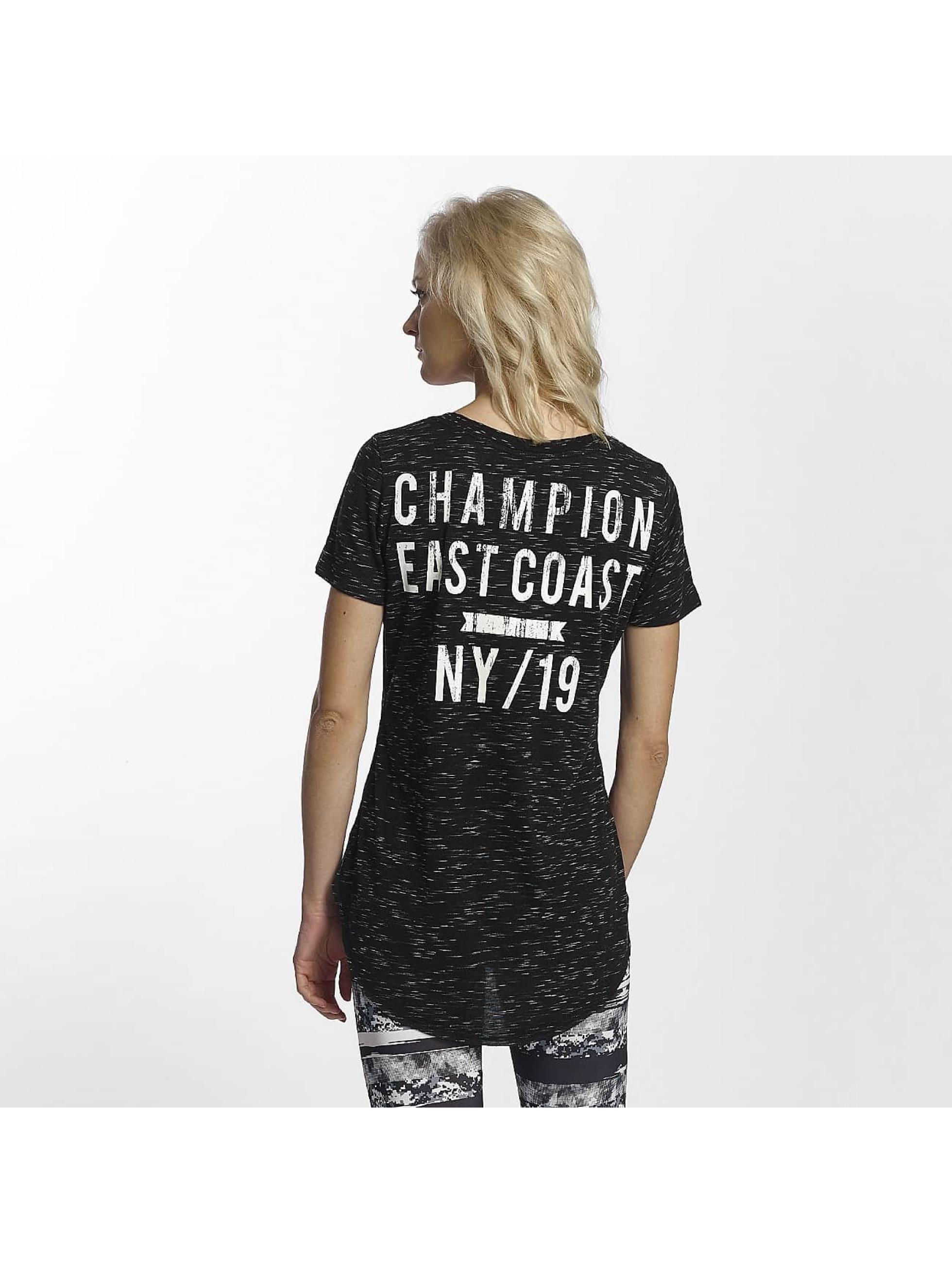 Champion Athletics T-Shirt Maxi noir