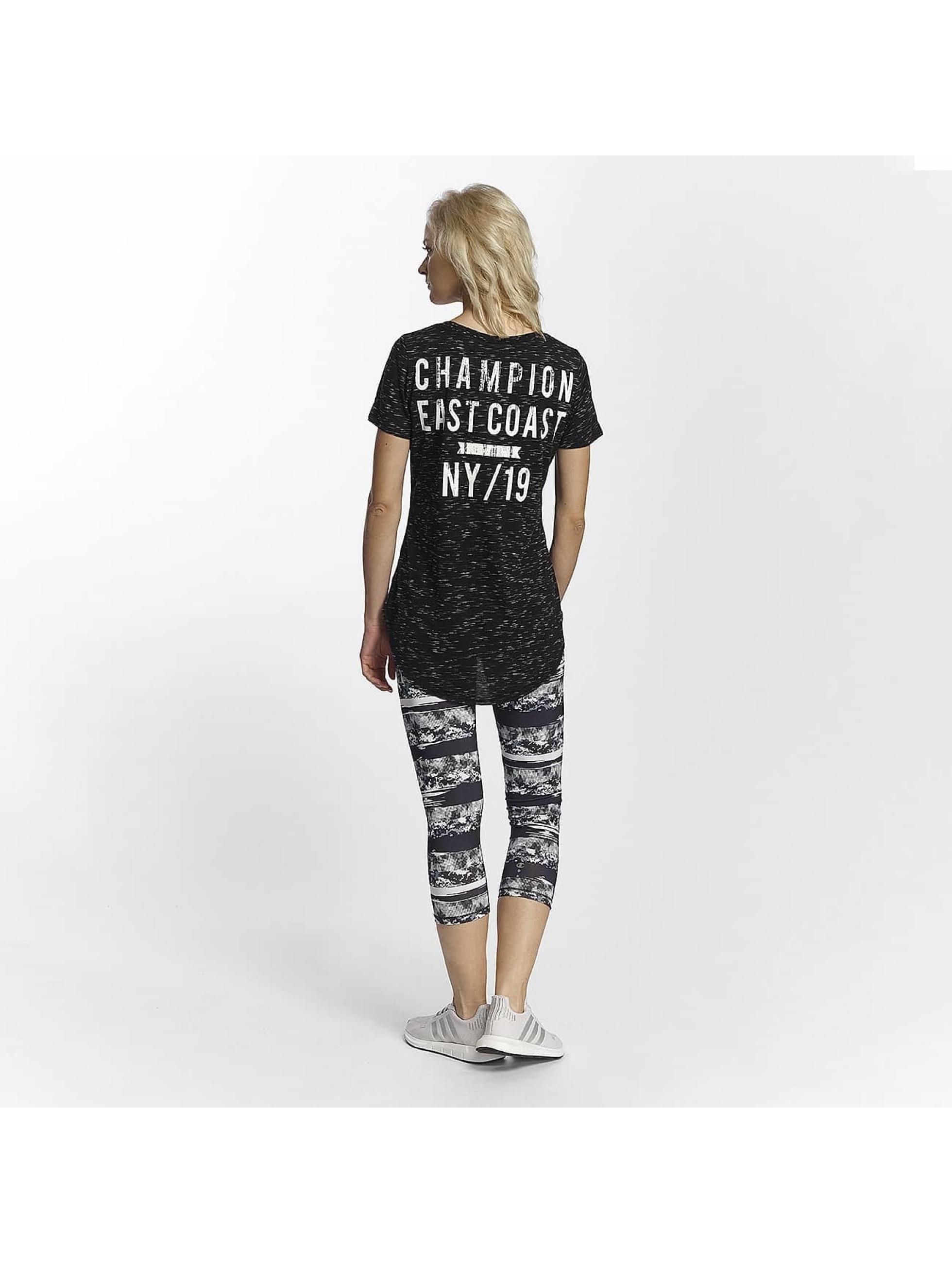 Champion Athletics T-shirt Maxi svart