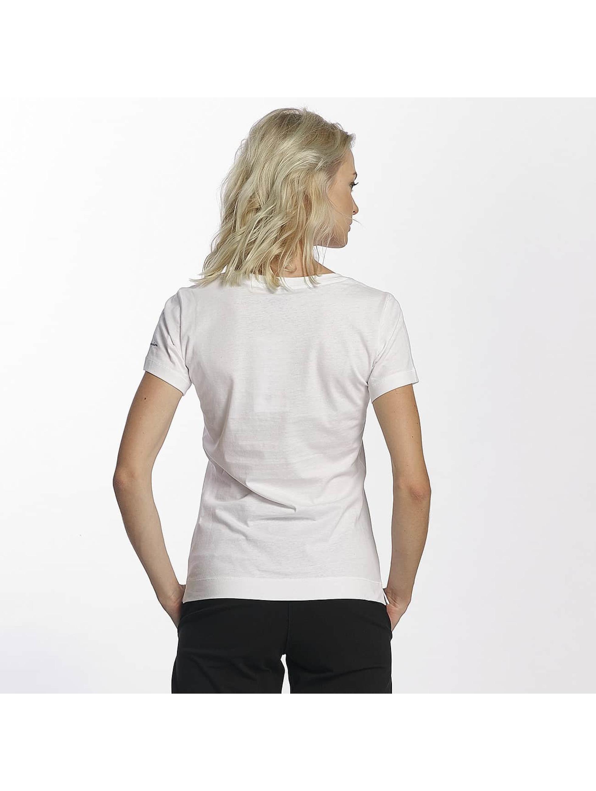 Champion Athletics T-Shirt Pipe weiß