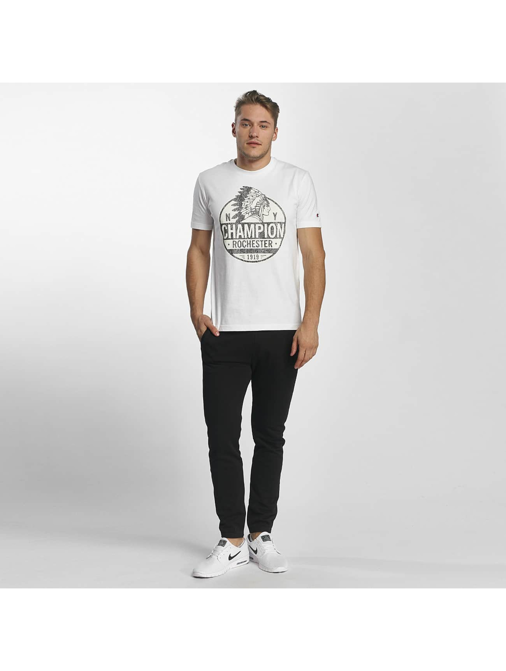 Champion Athletics t-shirt Rockefeller wit