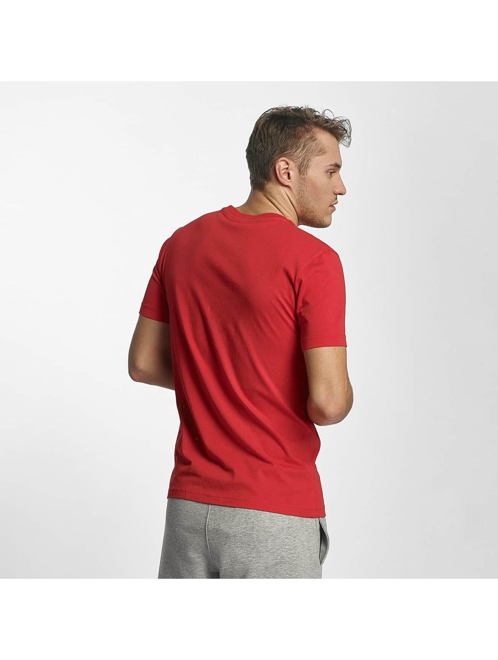Champion Athletics T-Shirty Rockefeller czerwony
