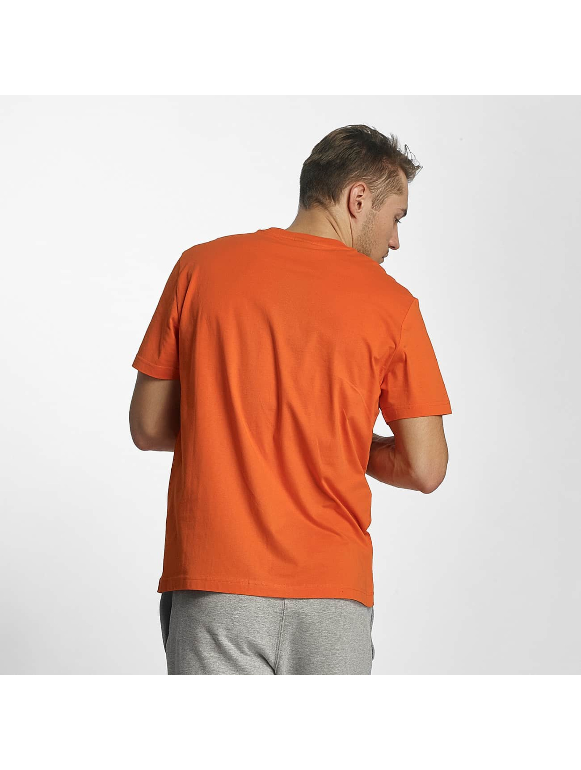 Champion Athletics T-Shirty Bryant Park pomaranczowy