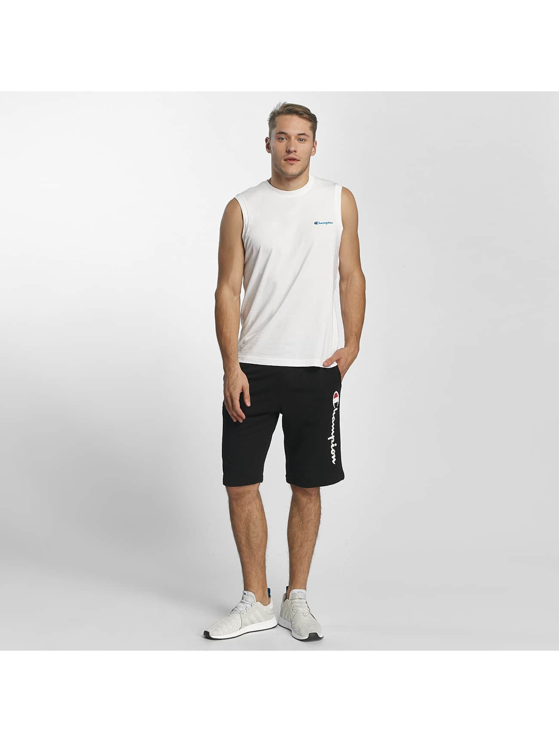 Champion Athletics T-skjorter Sleeveless hvit