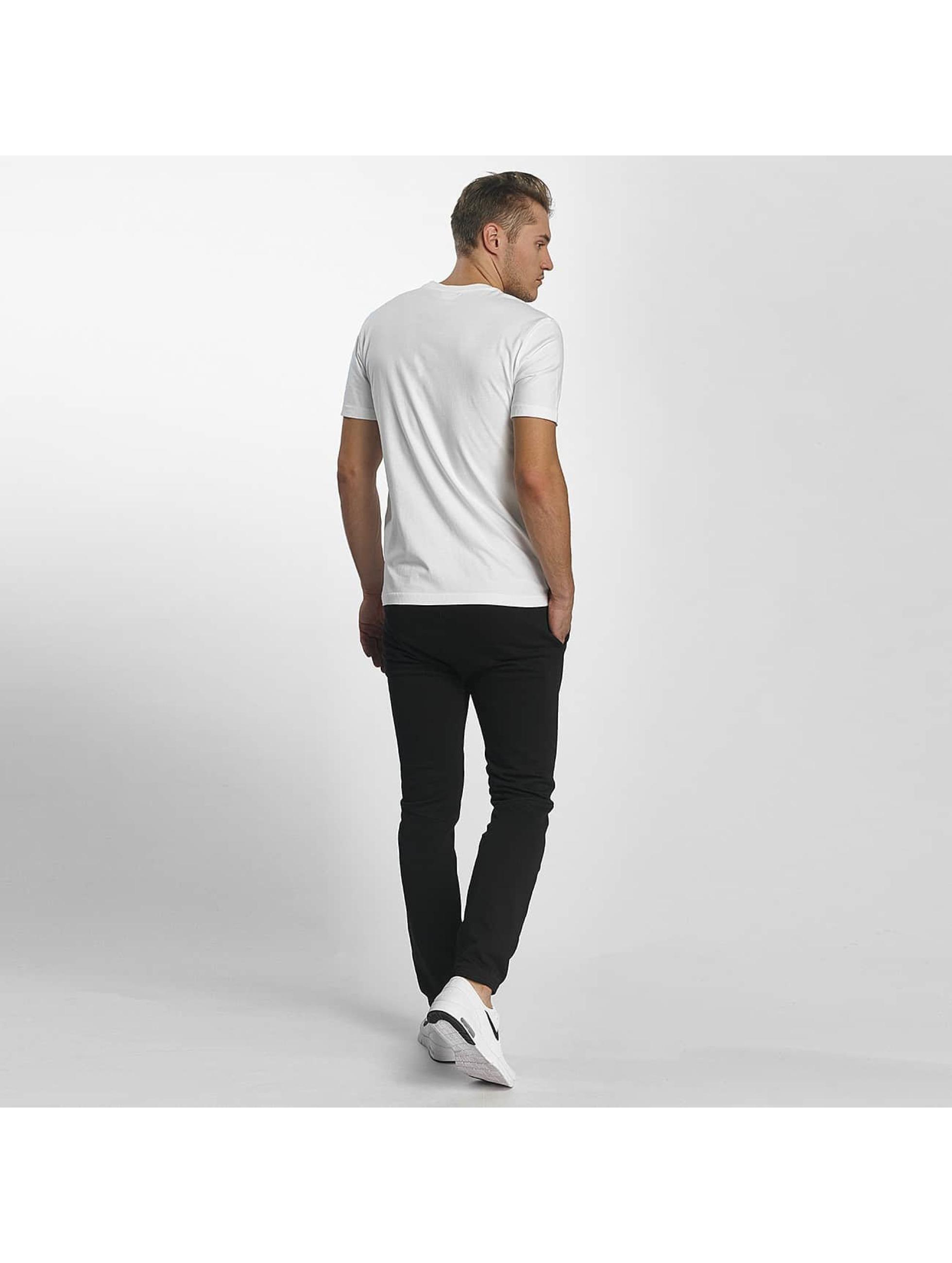 Champion Athletics T-skjorter Rockefeller hvit