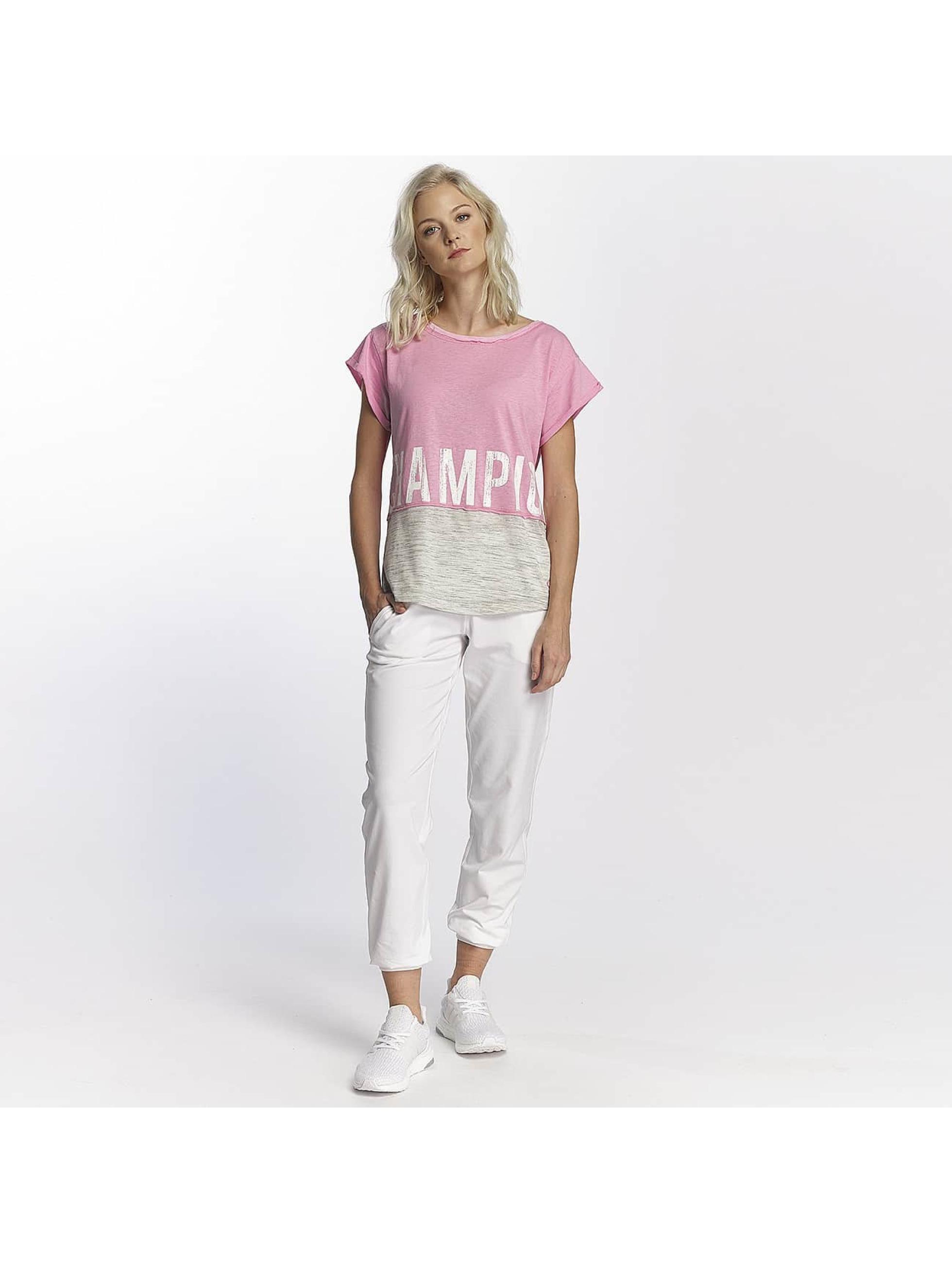 Champion Athletics T-skjorter Authentic Athletic Apparel rosa