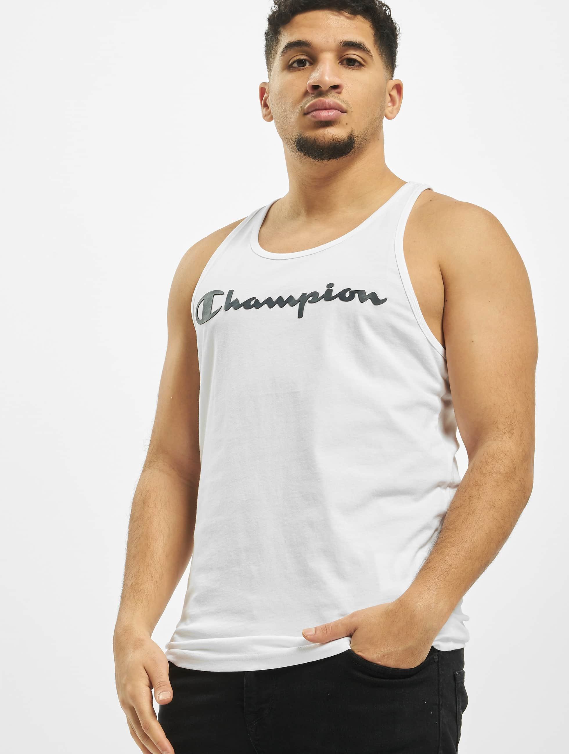 607451cbe Champion Classic Tank Top White
