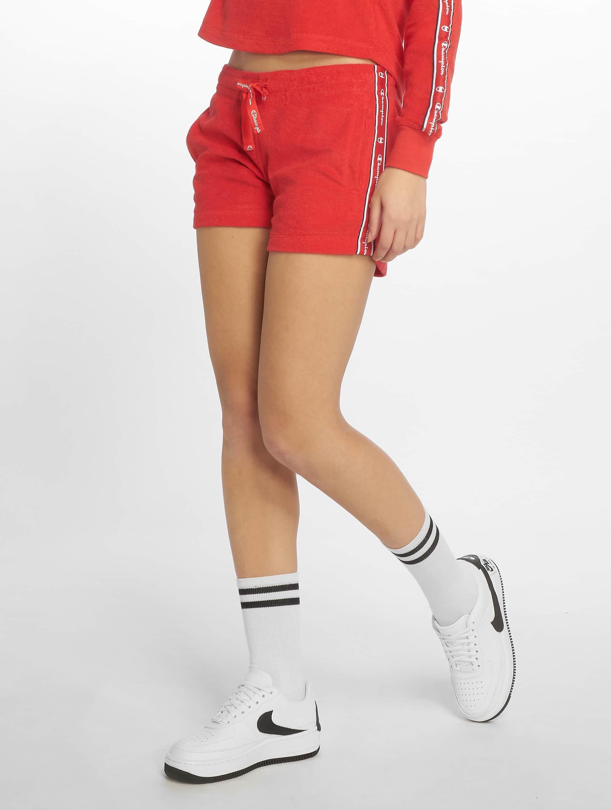 Champion Shorts Flame Scarlet