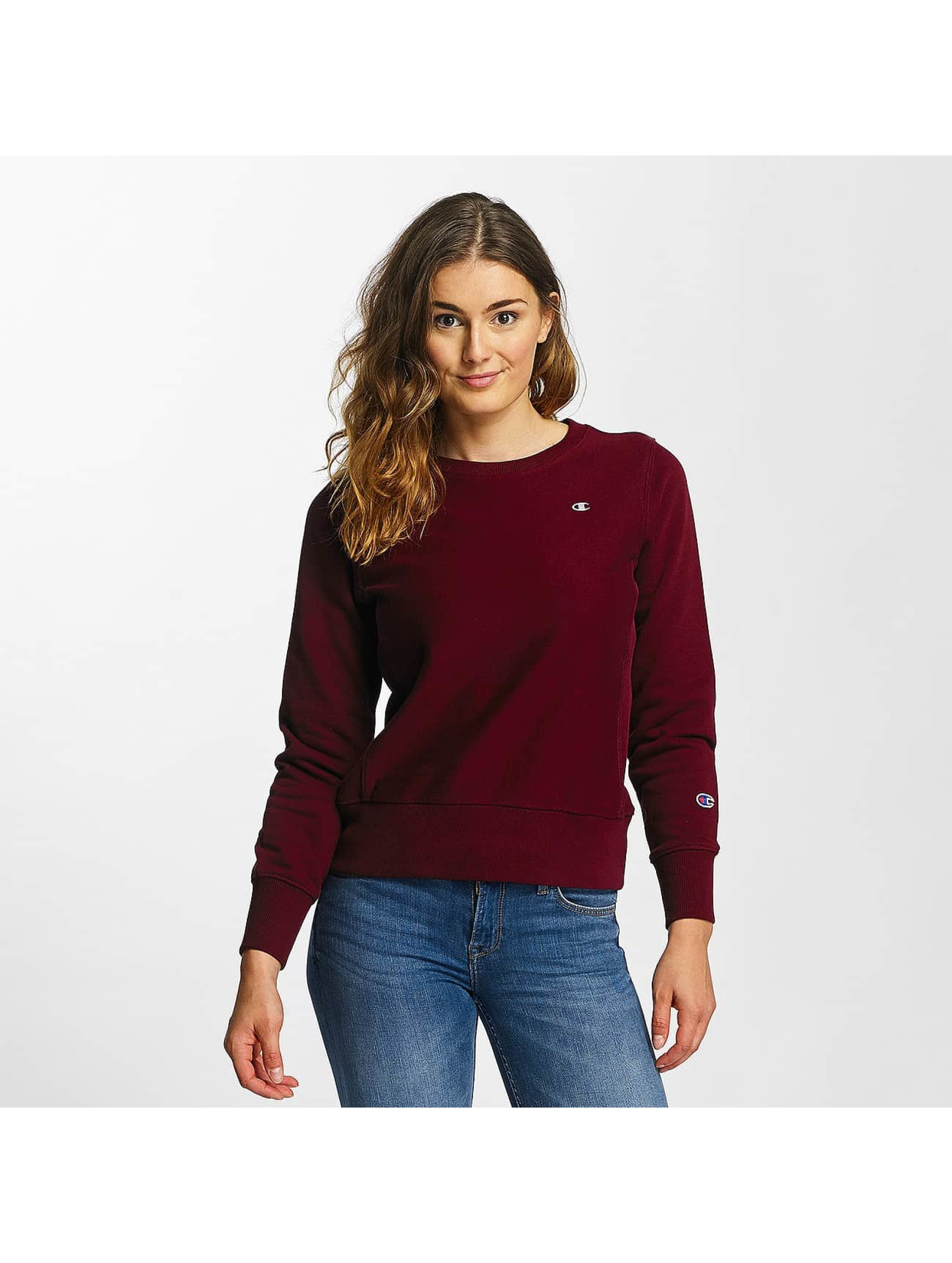 Pullover Basic in rot