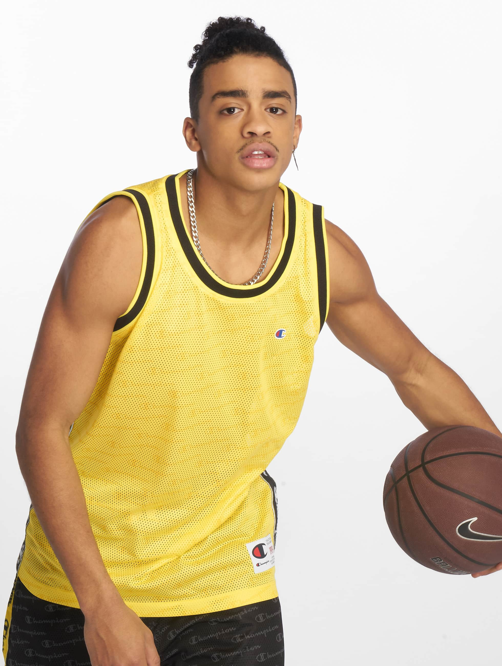Champion Rochester Tank Top Yellow