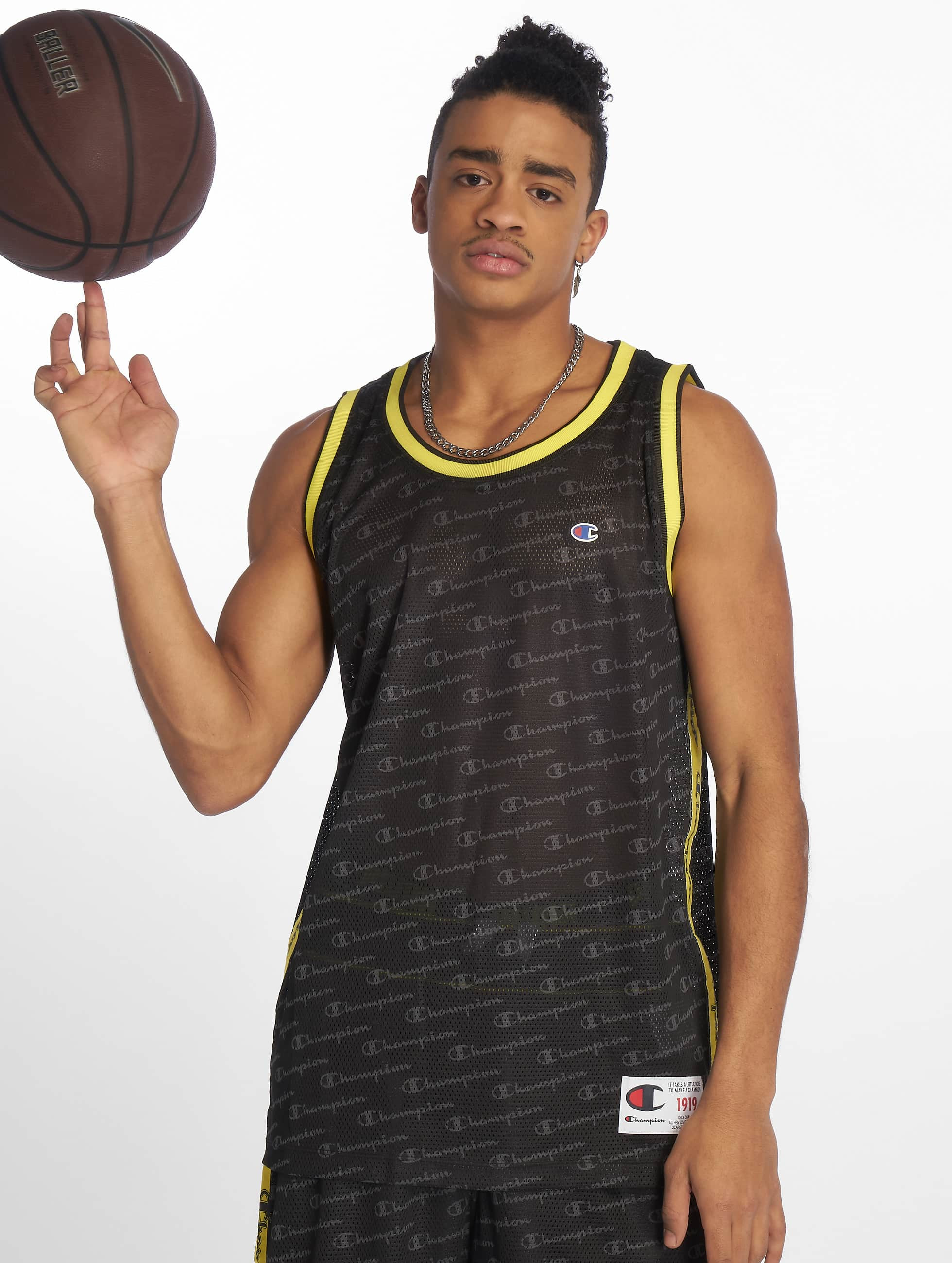 Champion Rochester Tank Top Black