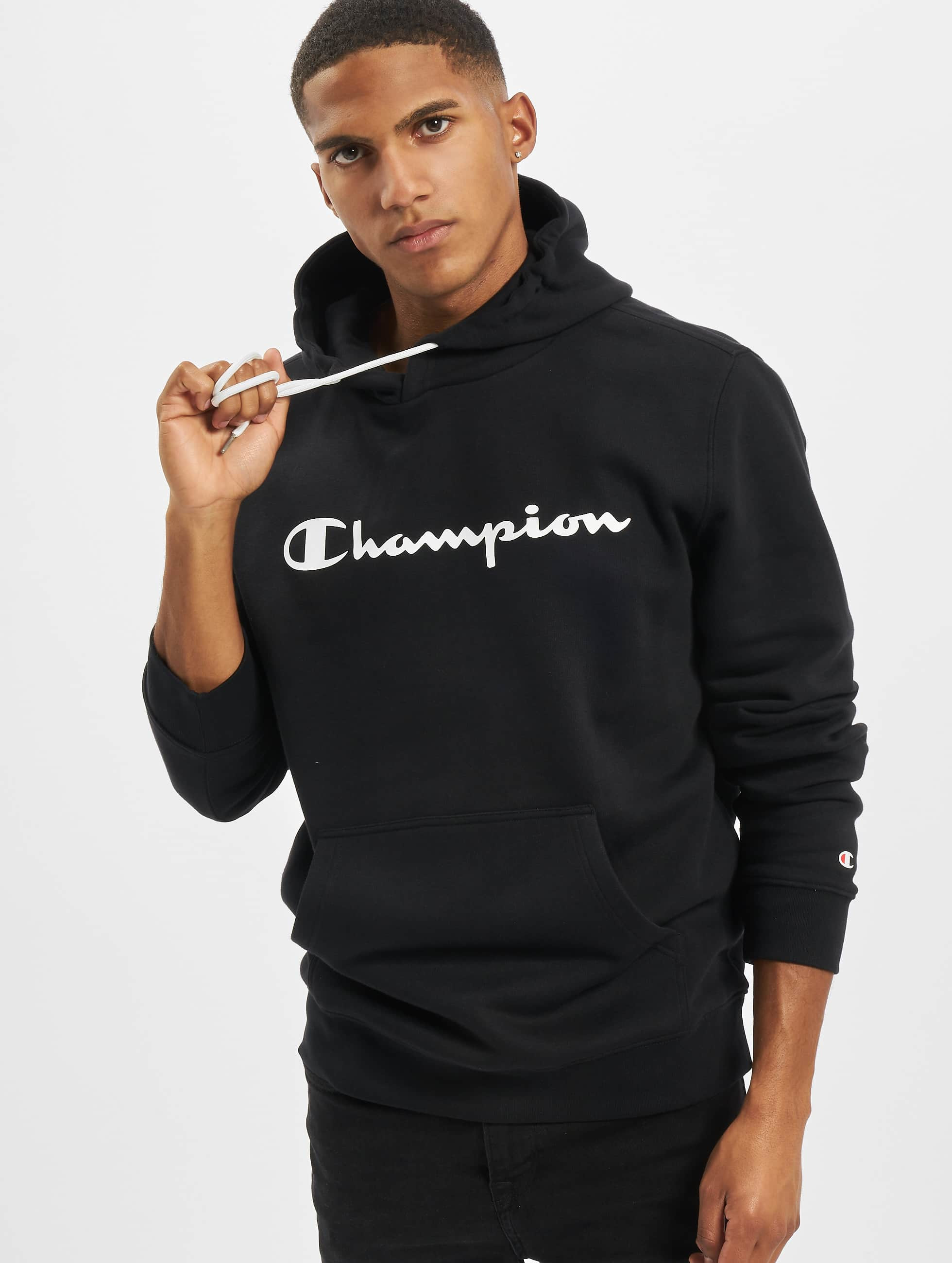Champion Legacy Sweatshirt Black Beauty