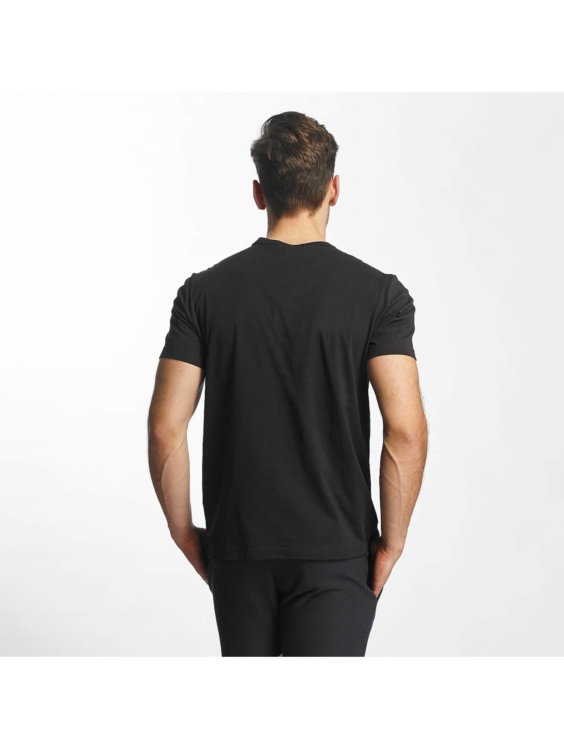 Champion t-shirt Cotton Graphic zwart