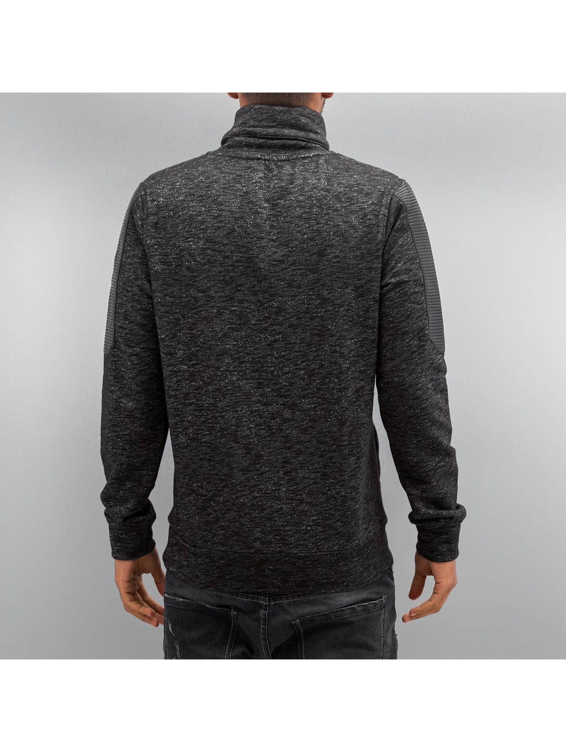 Cipo & Baxx Пуловер Tube черный