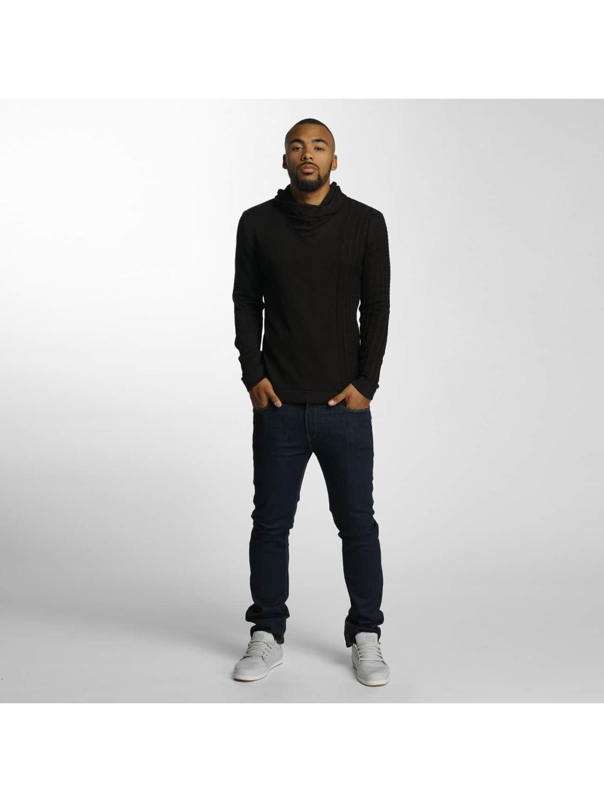 Cipo & Baxx Пуловер Soel черный