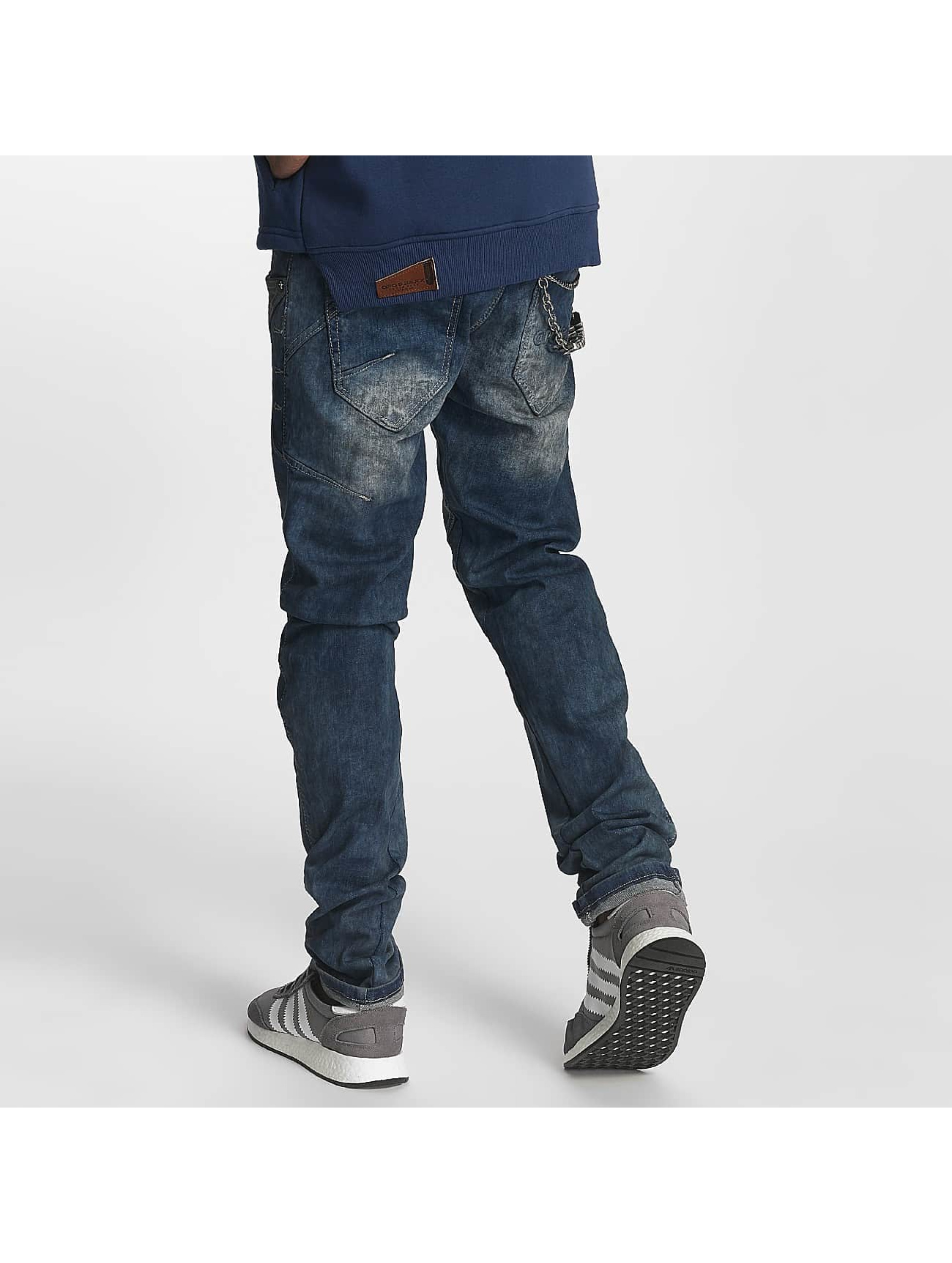 Cipo & Baxx Jean coupe droite Mika bleu