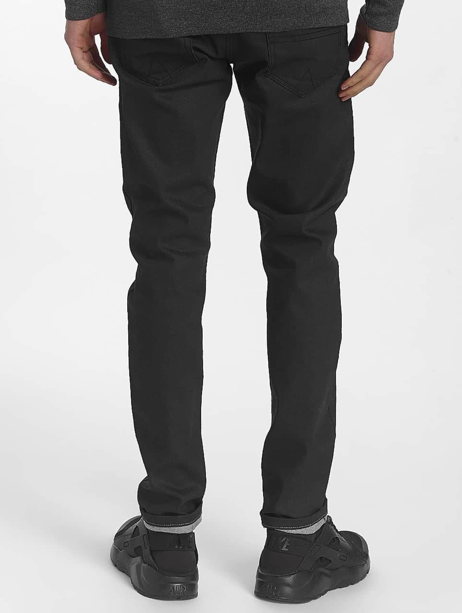 Cipo & Baxx Jean coupe droite Straight Fit noir