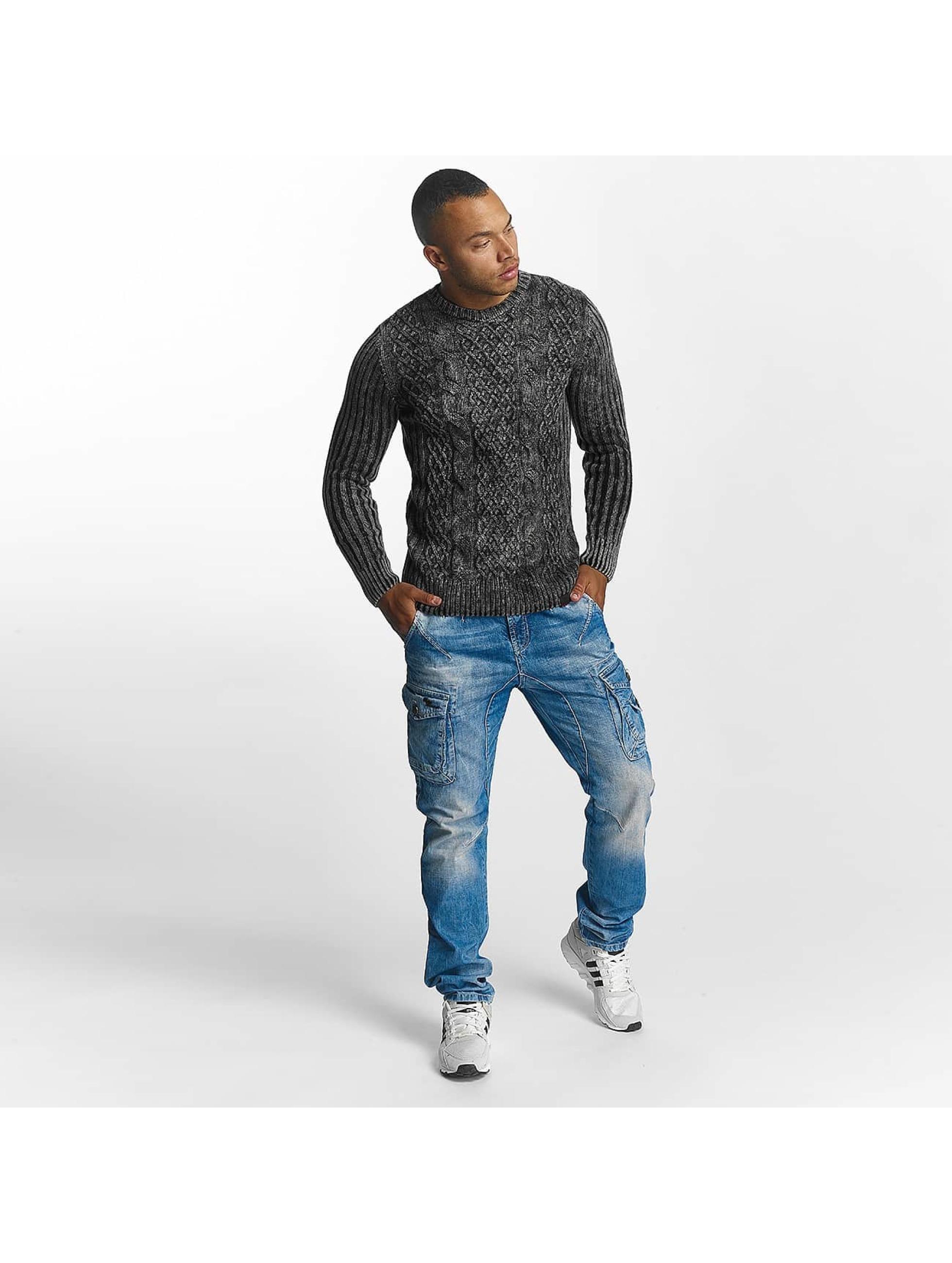 Cipo & Baxx Jean large Thomas bleu