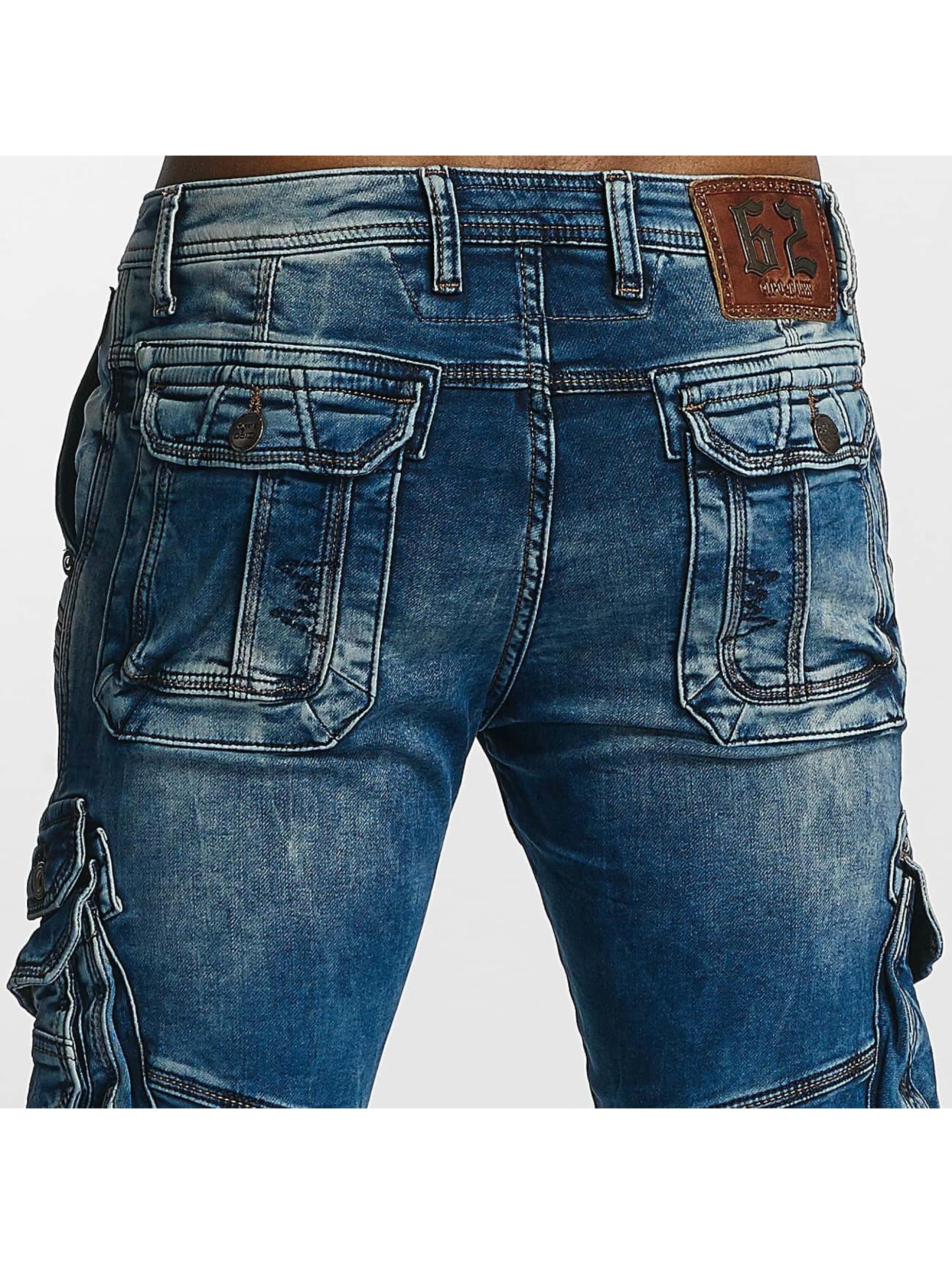 Cipo & Baxx Jean large Jack bleu