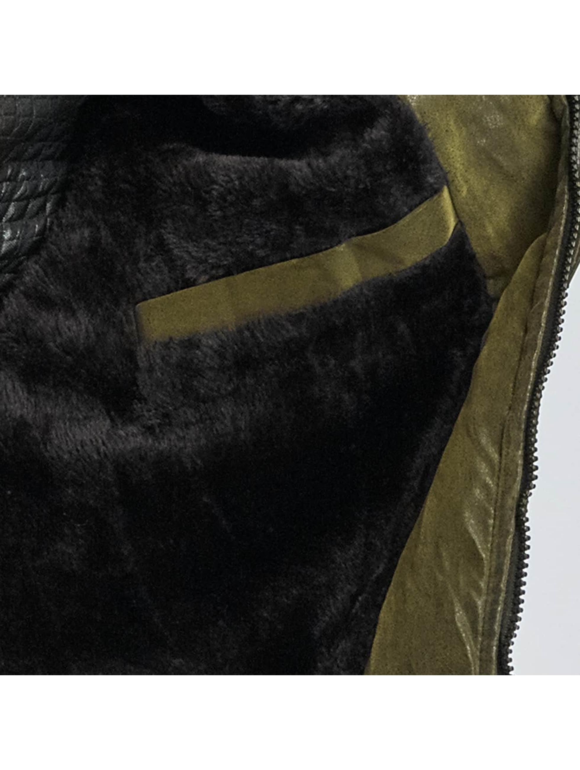 Cipo & Baxx Kurtki przejściowe Maveric zielony