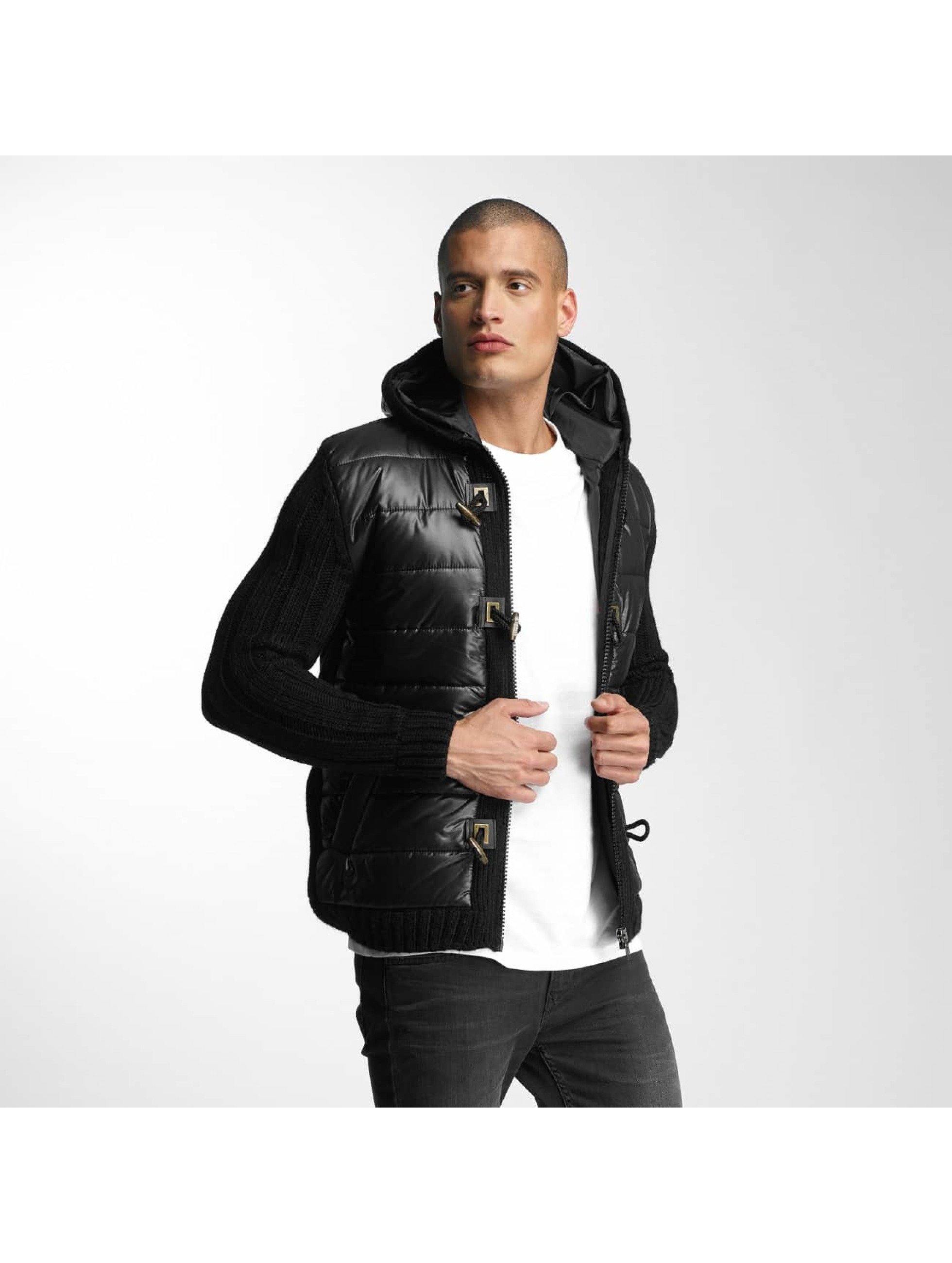 Cipo & Baxx Lightweight Jacket Bubble black