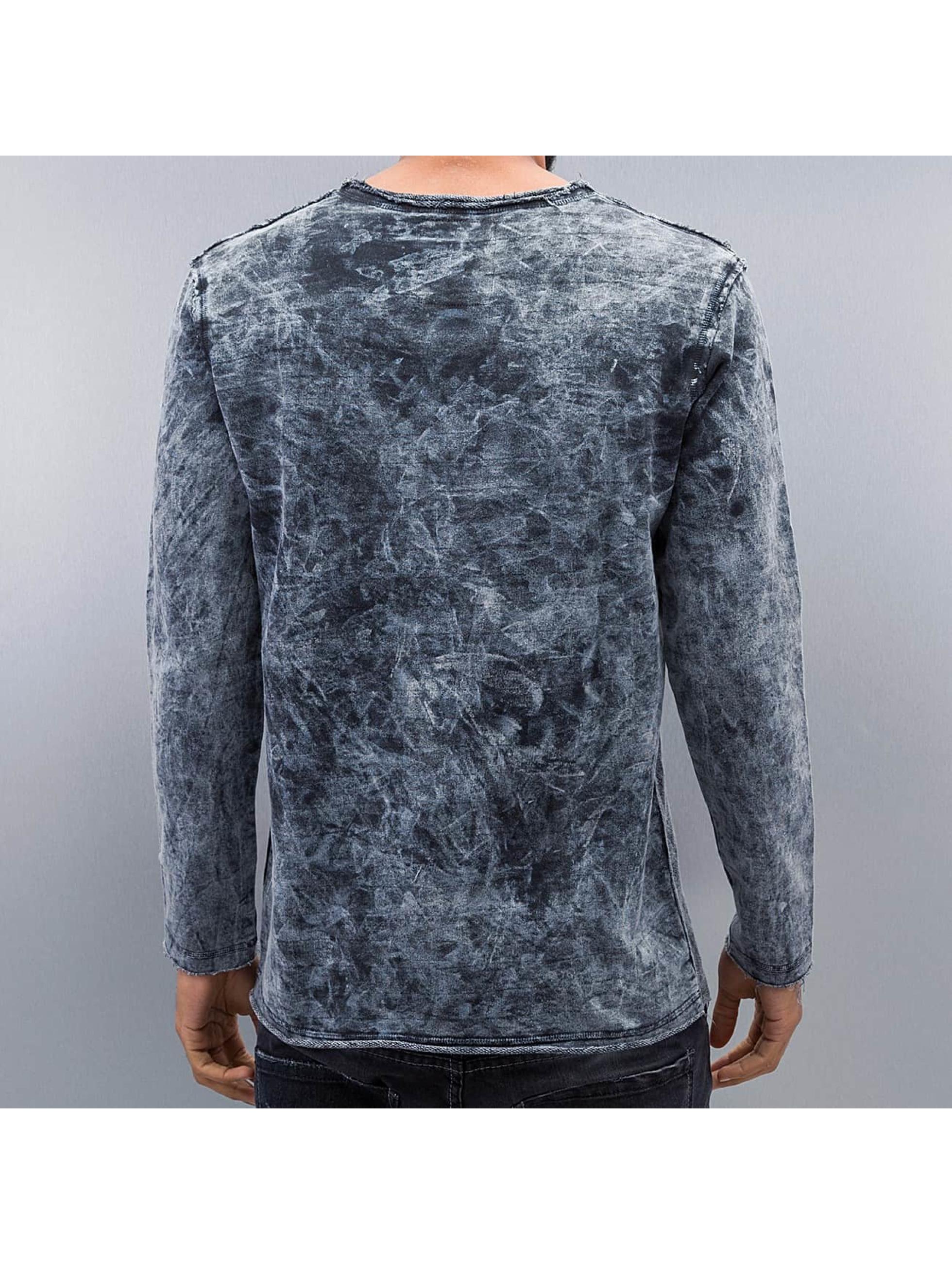 Cipo & Baxx Pullover Karl grau