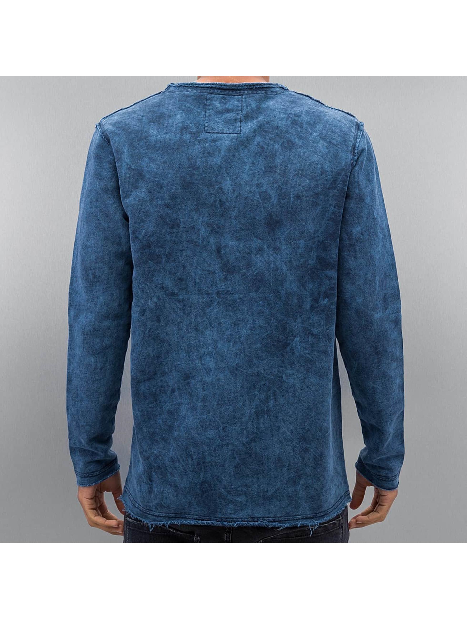 Cipo & Baxx Pullover Karl indigo