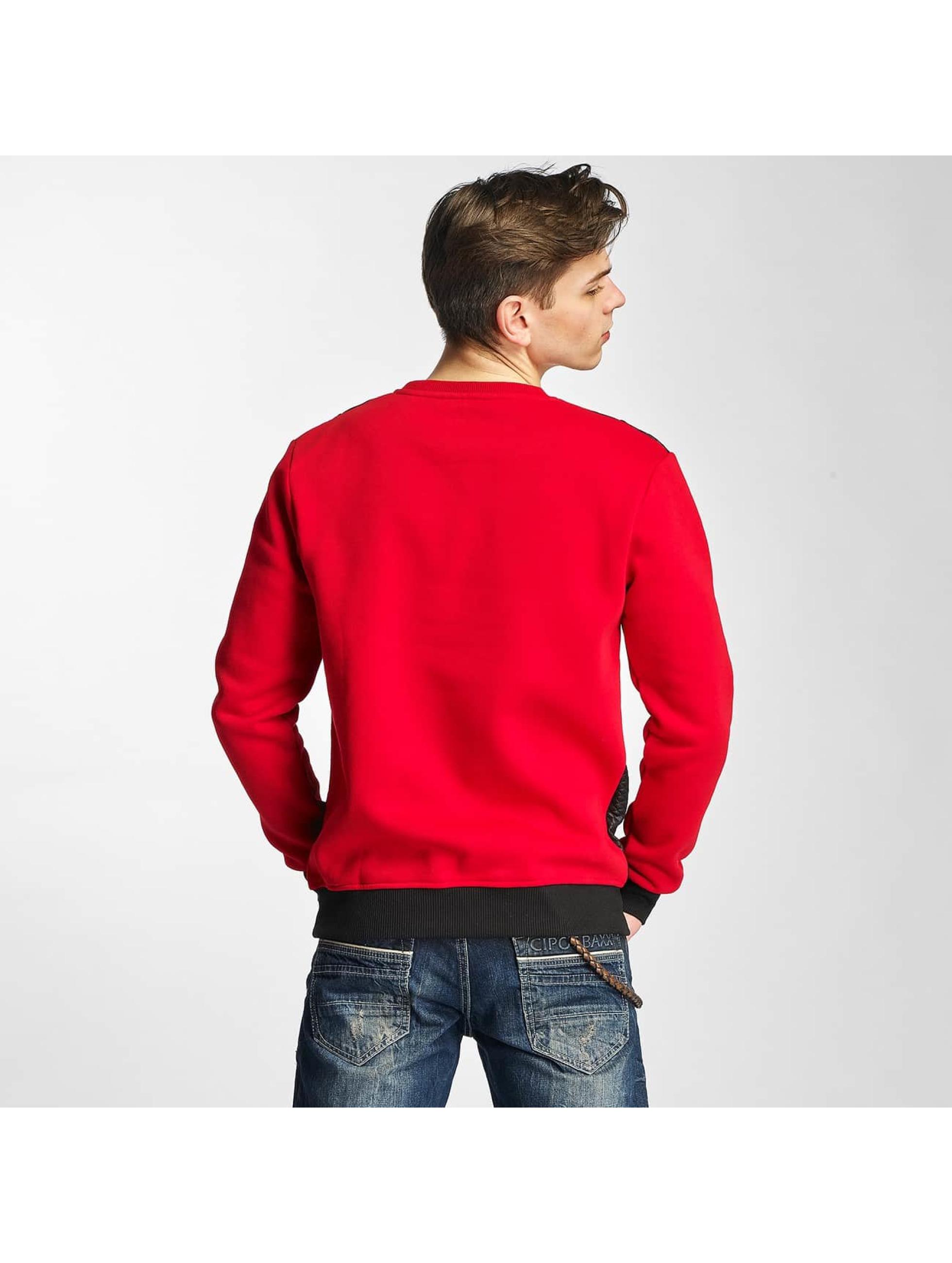 Cipo & Baxx Pullover Niam red