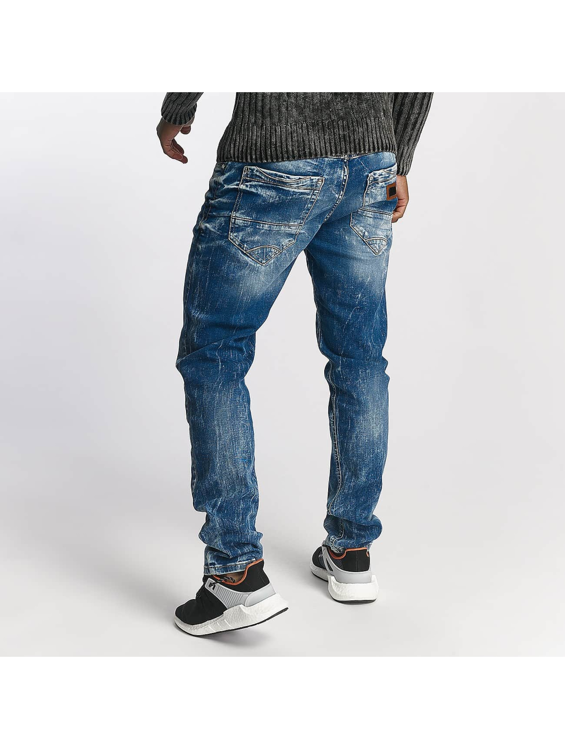 Cipo & Baxx Slim Fit Jeans Harry blauw