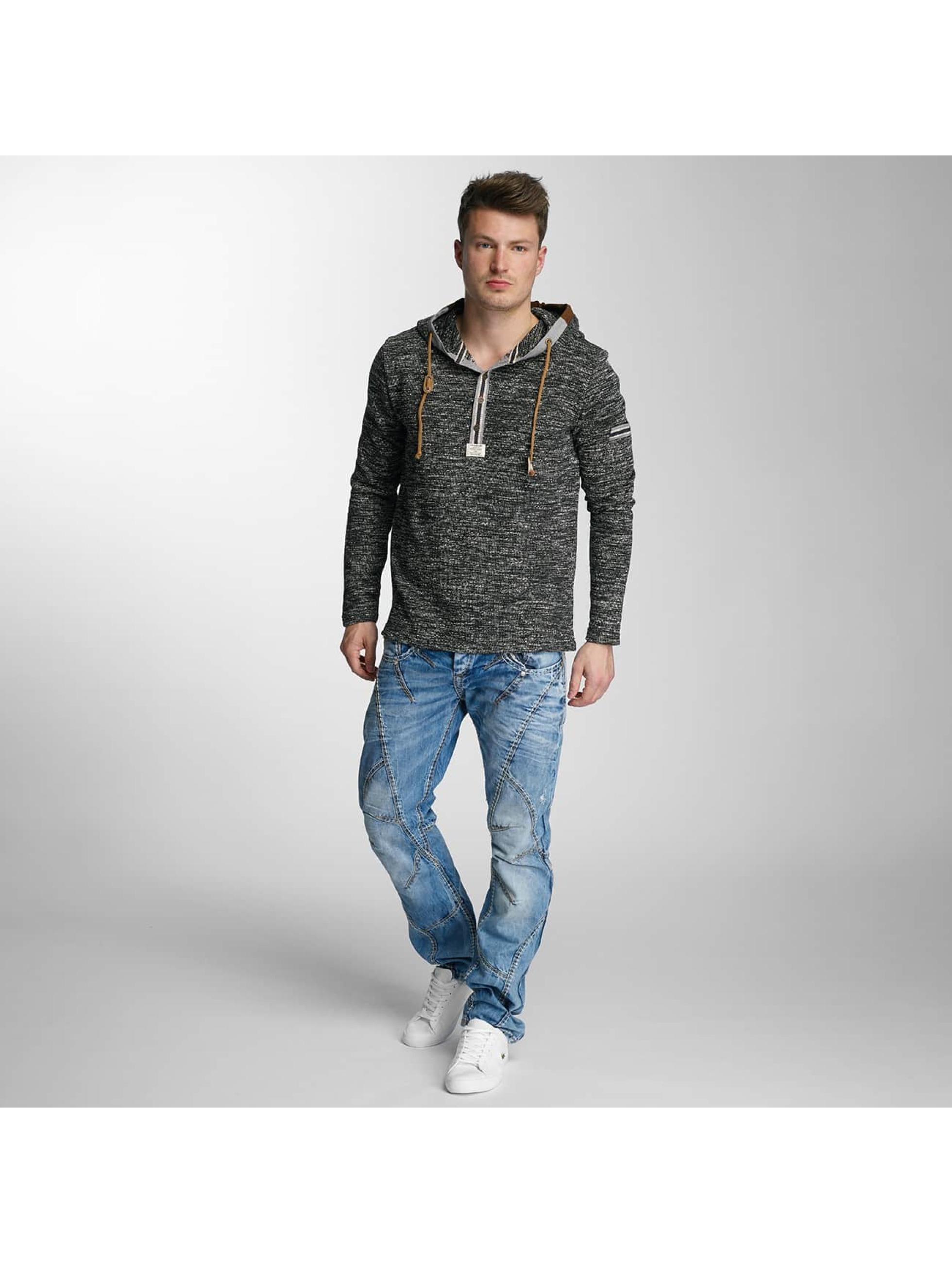 Cipo & Baxx Straight Fit Jeans Flatey blå