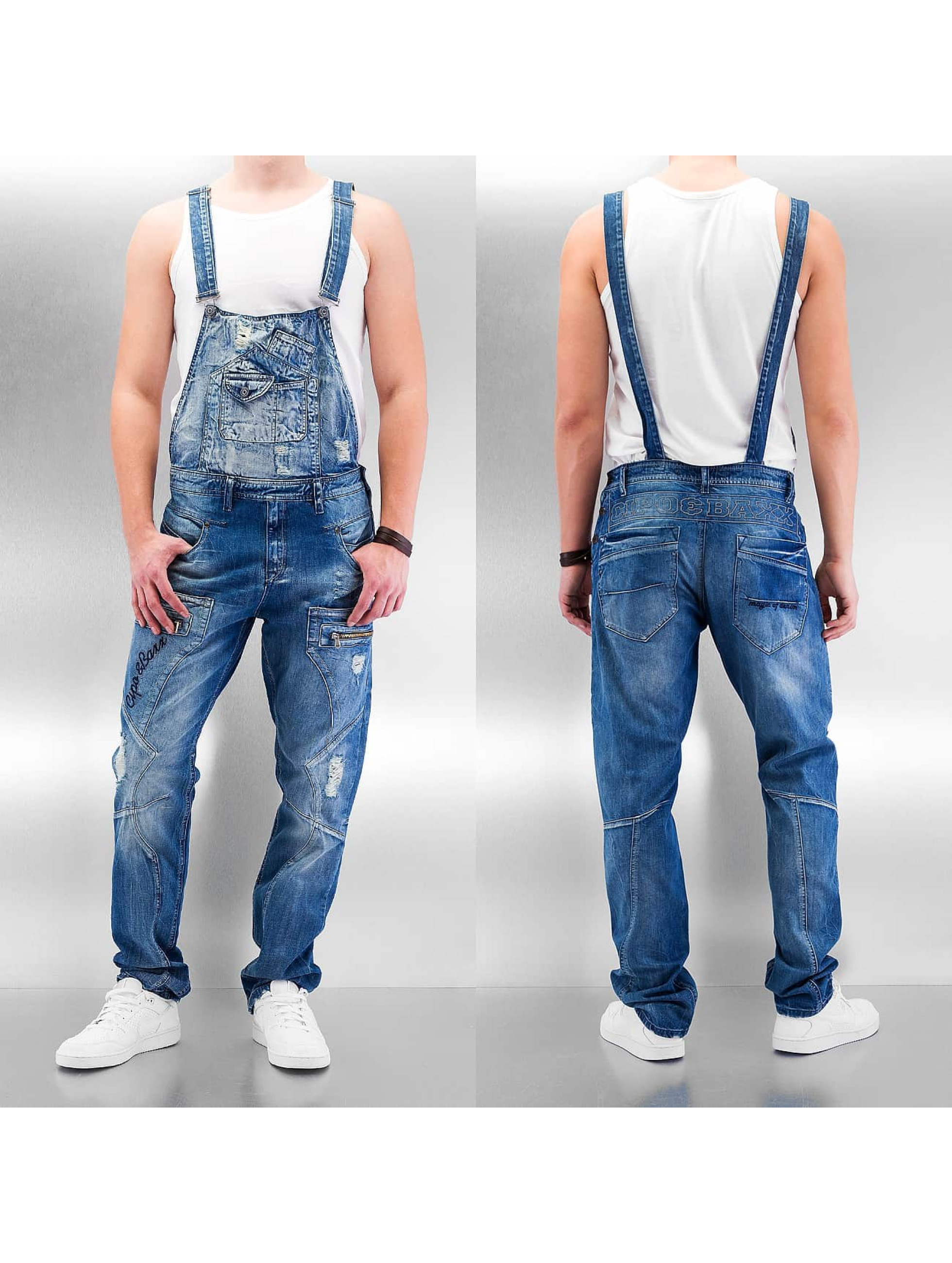 Cipo & Baxx Jeans / Straight Fit Jeans Pius in blau