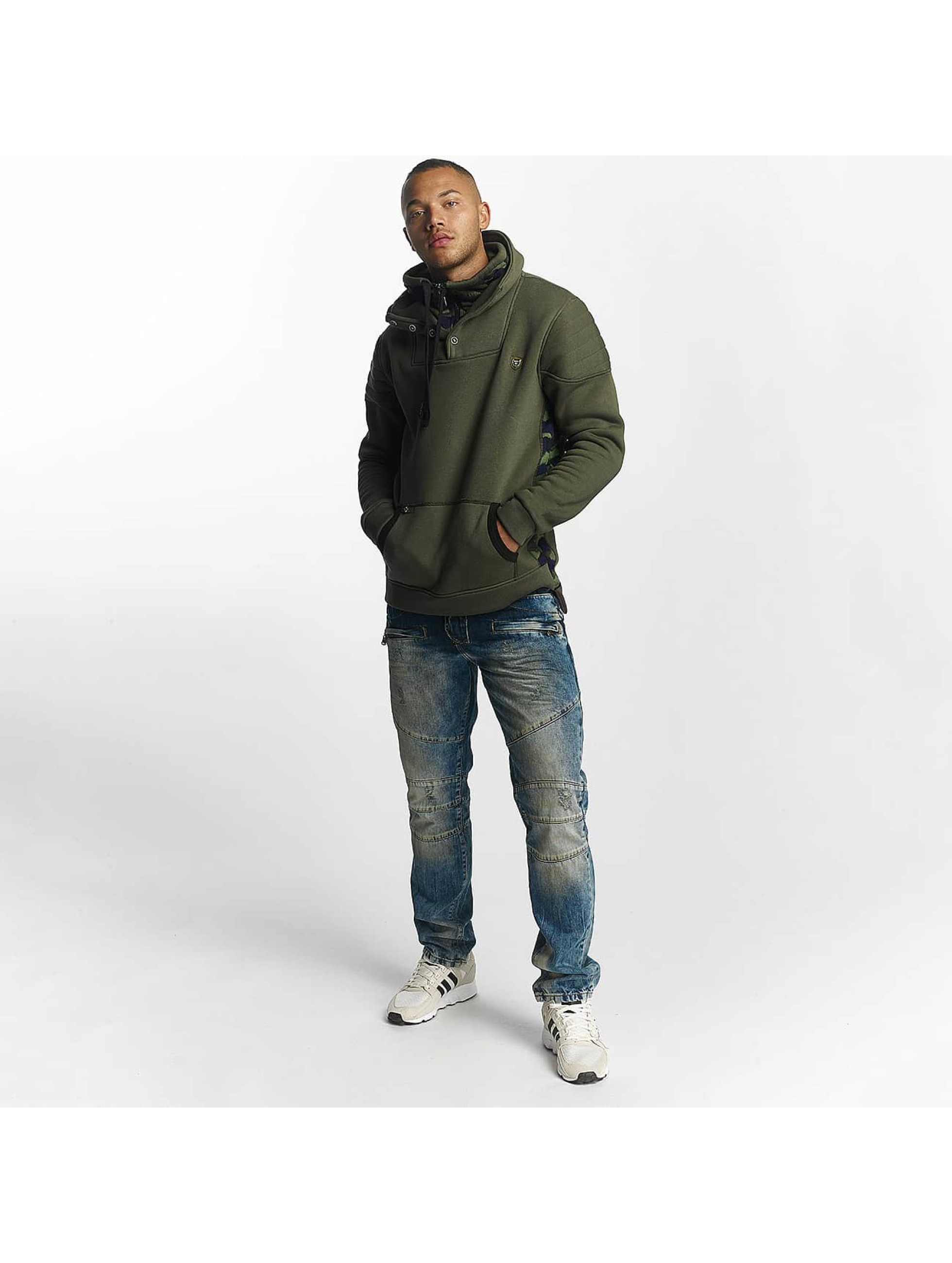 Cipo & Baxx Straight fit jeans Jake blauw