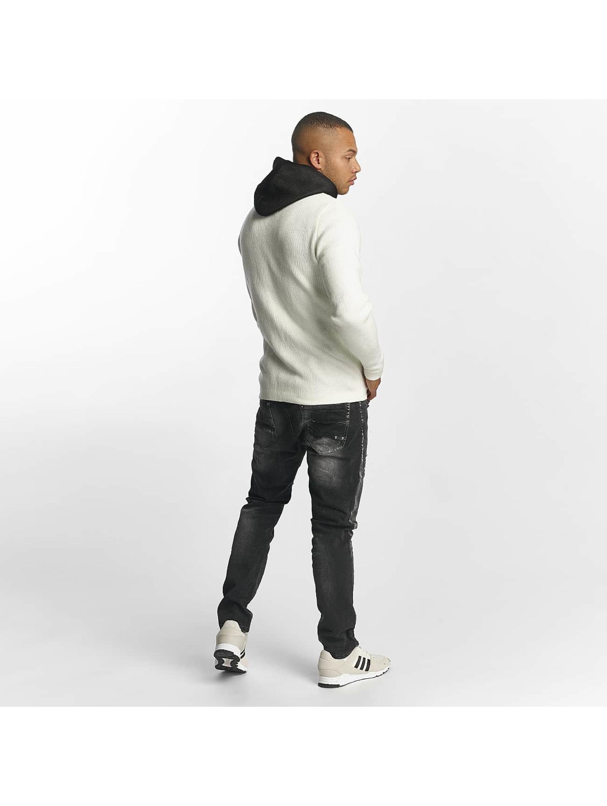 Cipo & Baxx Straight fit jeans Tom grijs
