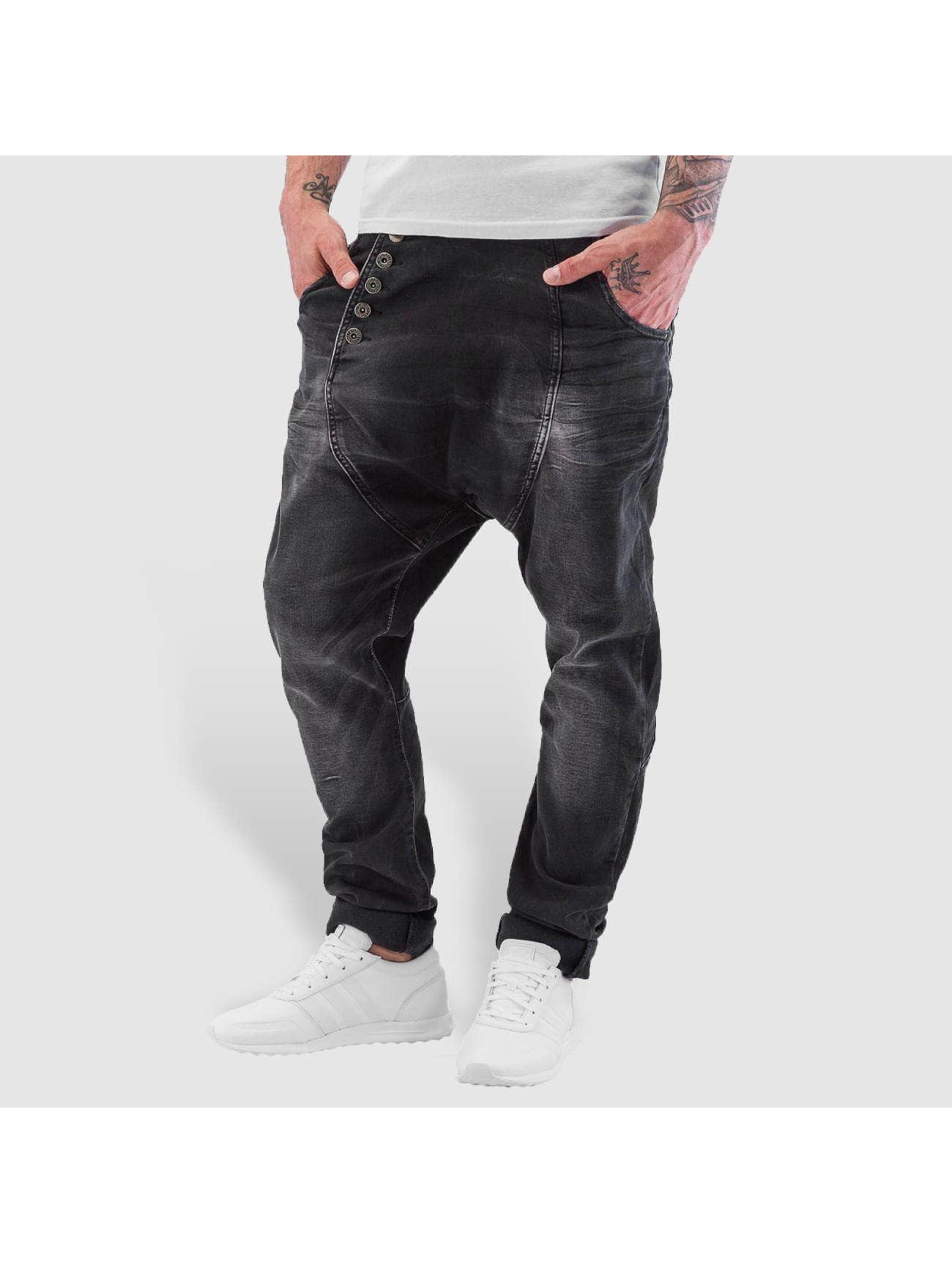 Cipo & Baxx Straight Fit Jeans Memel schwarz